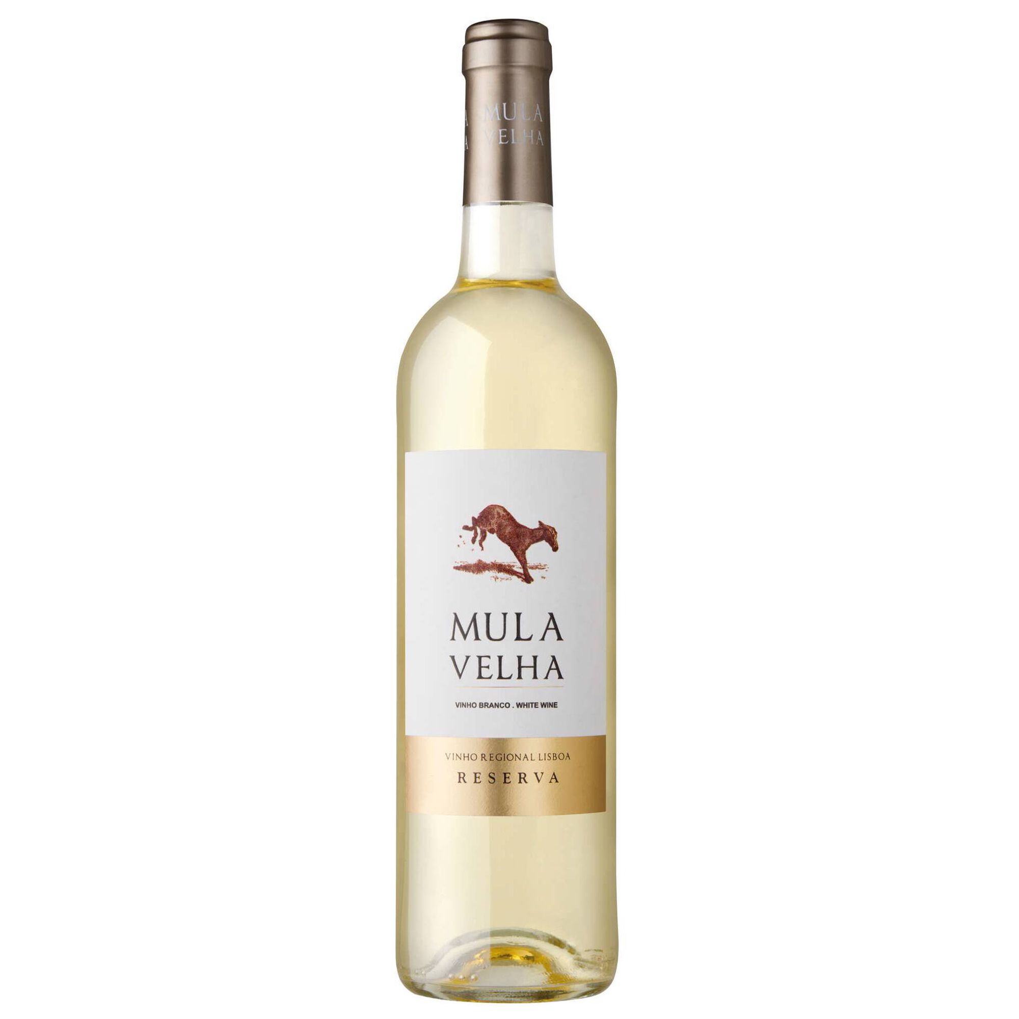 Mula Velha Reserva Regional Lisboa Vinho Branco