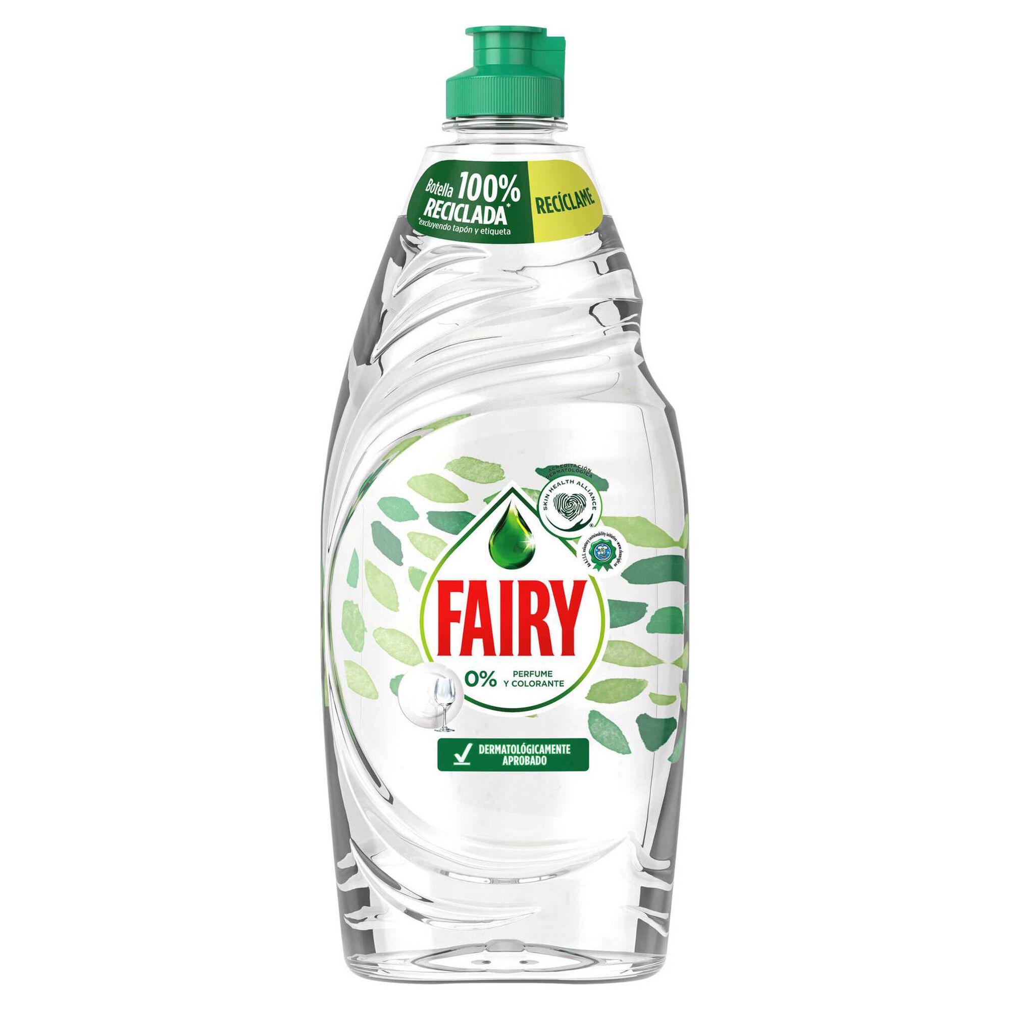 Detergente Manual Loiça Naturals 0% Perfume