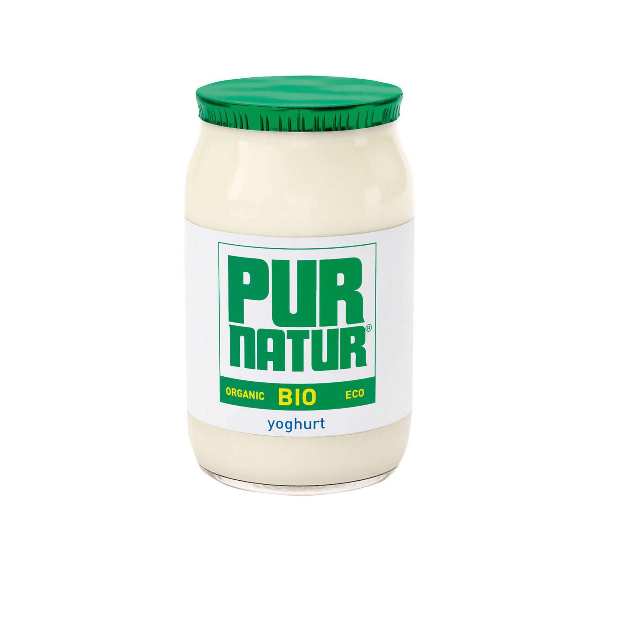 Iogurte Natural Biológico