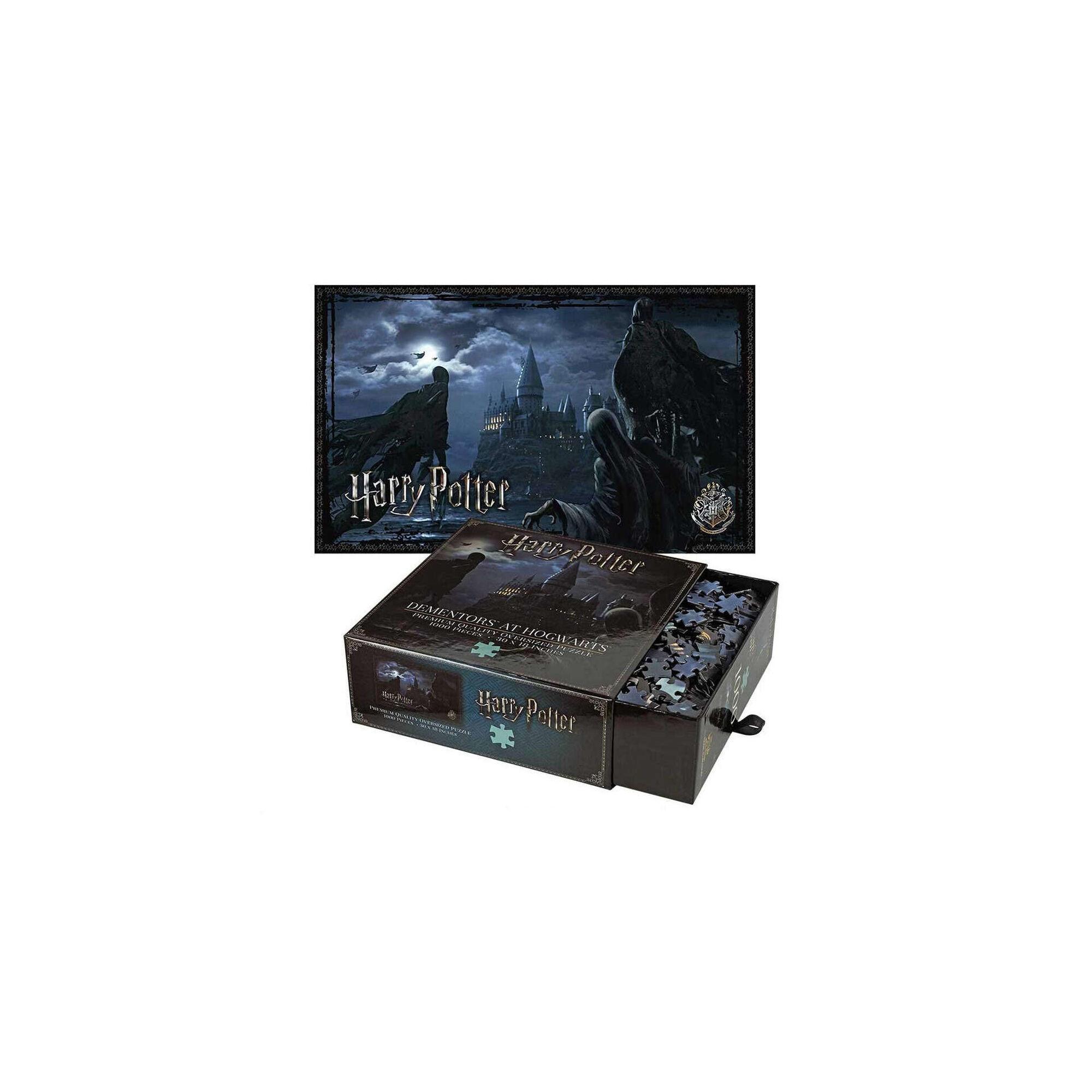 Puzzle Dementors At Hogwarts 1000 Peças