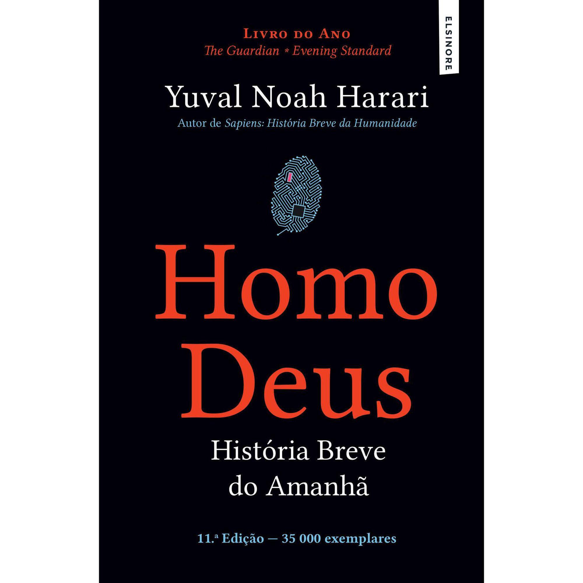 Homo Deus - História Breve do Amanhã