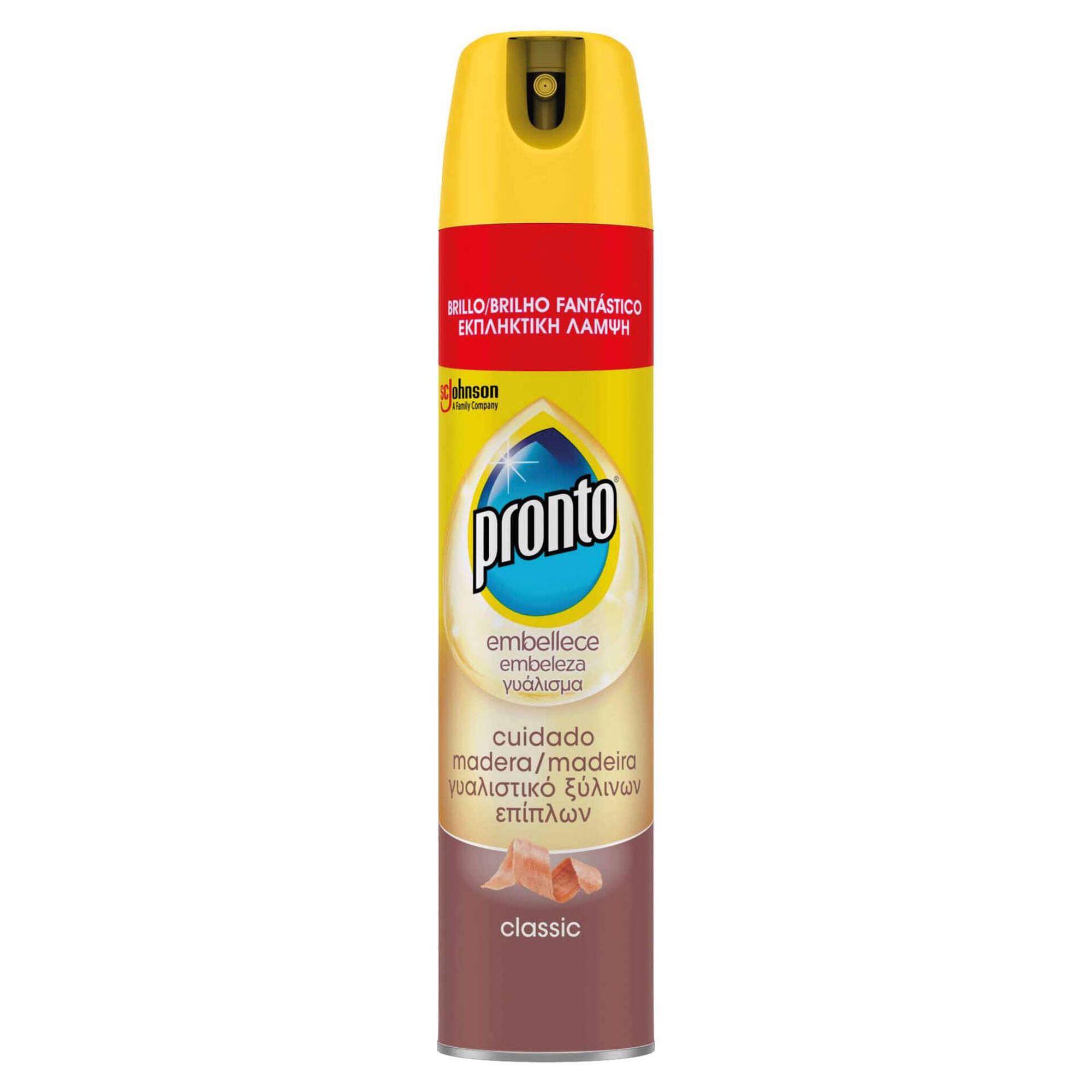Limpa Móveis Spray Classic