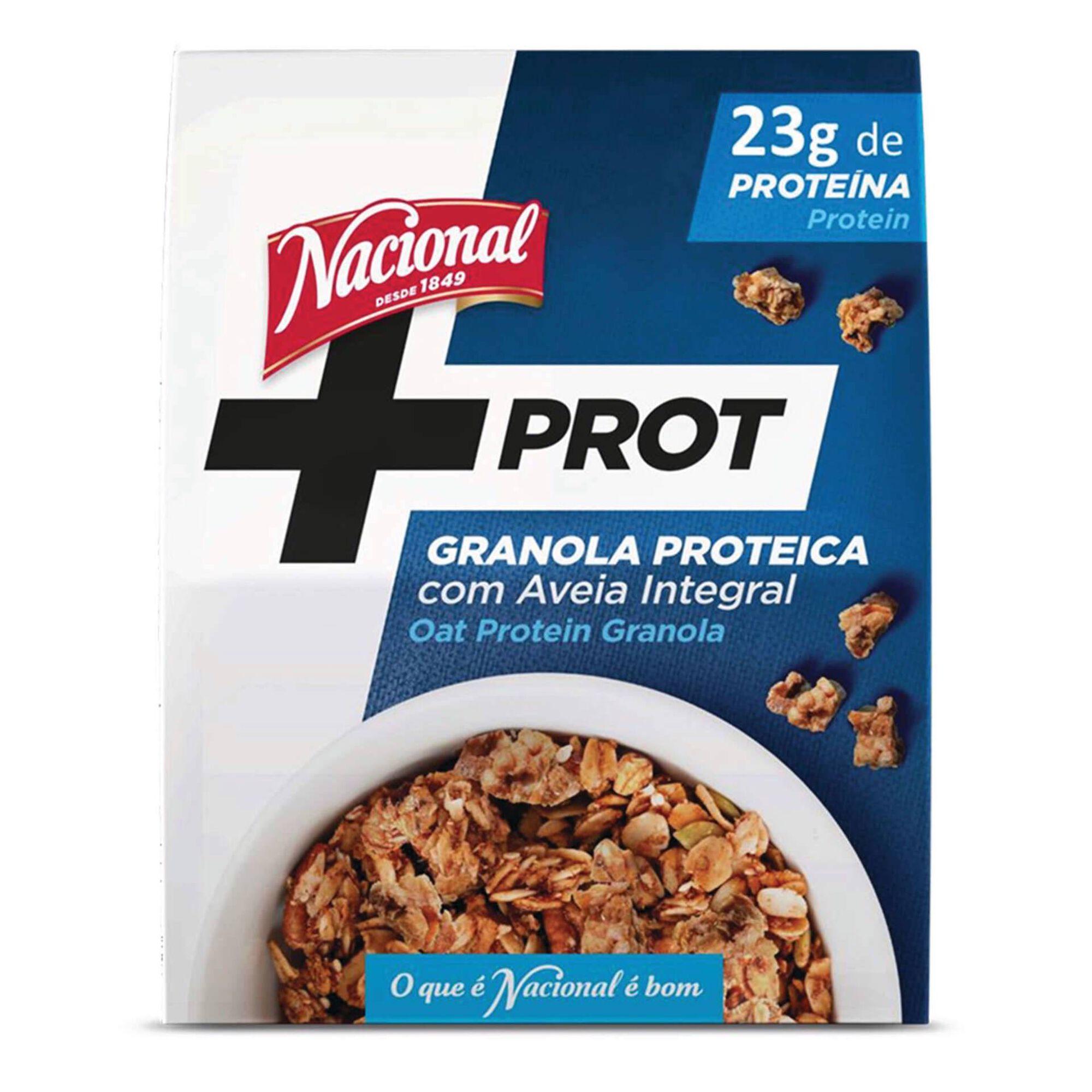 Granola Proteica