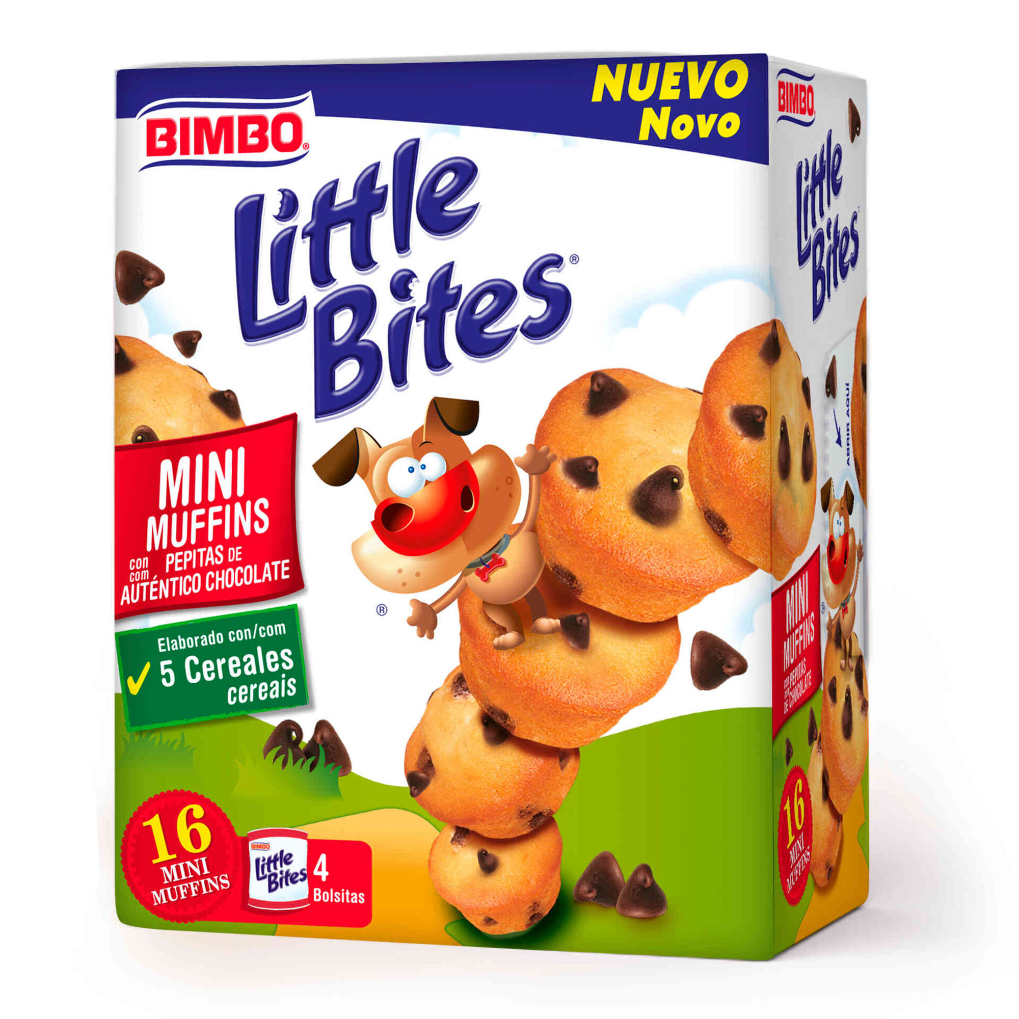 Mini Muffins Little Bites