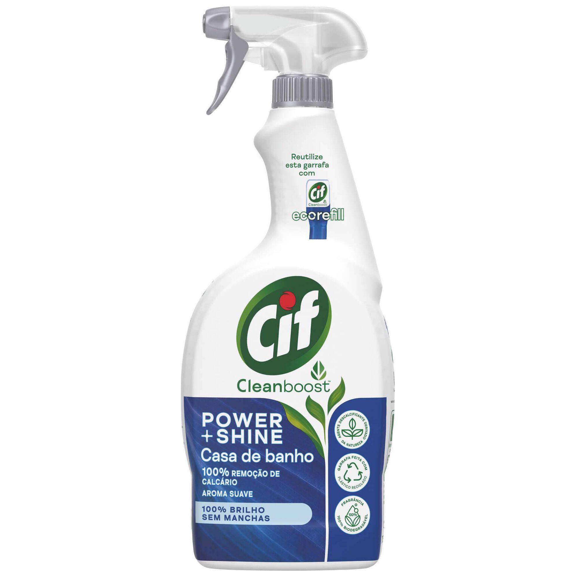 Spray WC Power & Shine