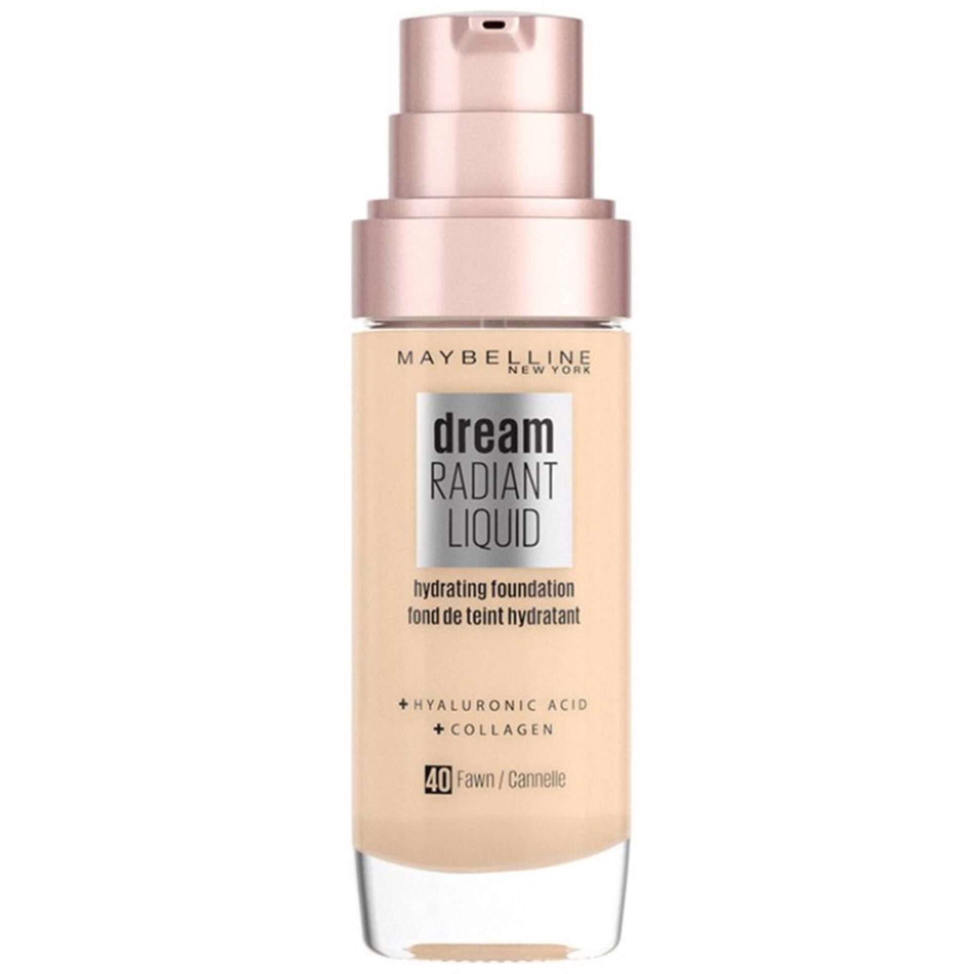 Base de Rosto Dream Radiant Liquid Fawn 40