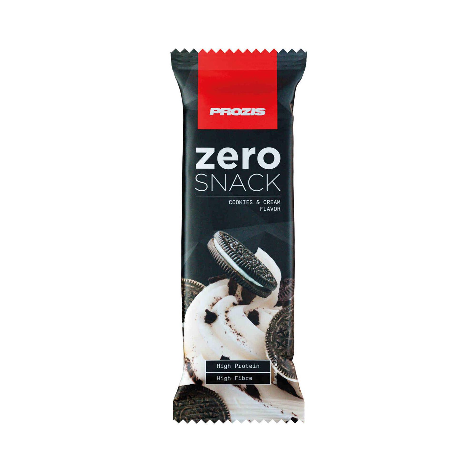 Snack Zero Cookies and Cream