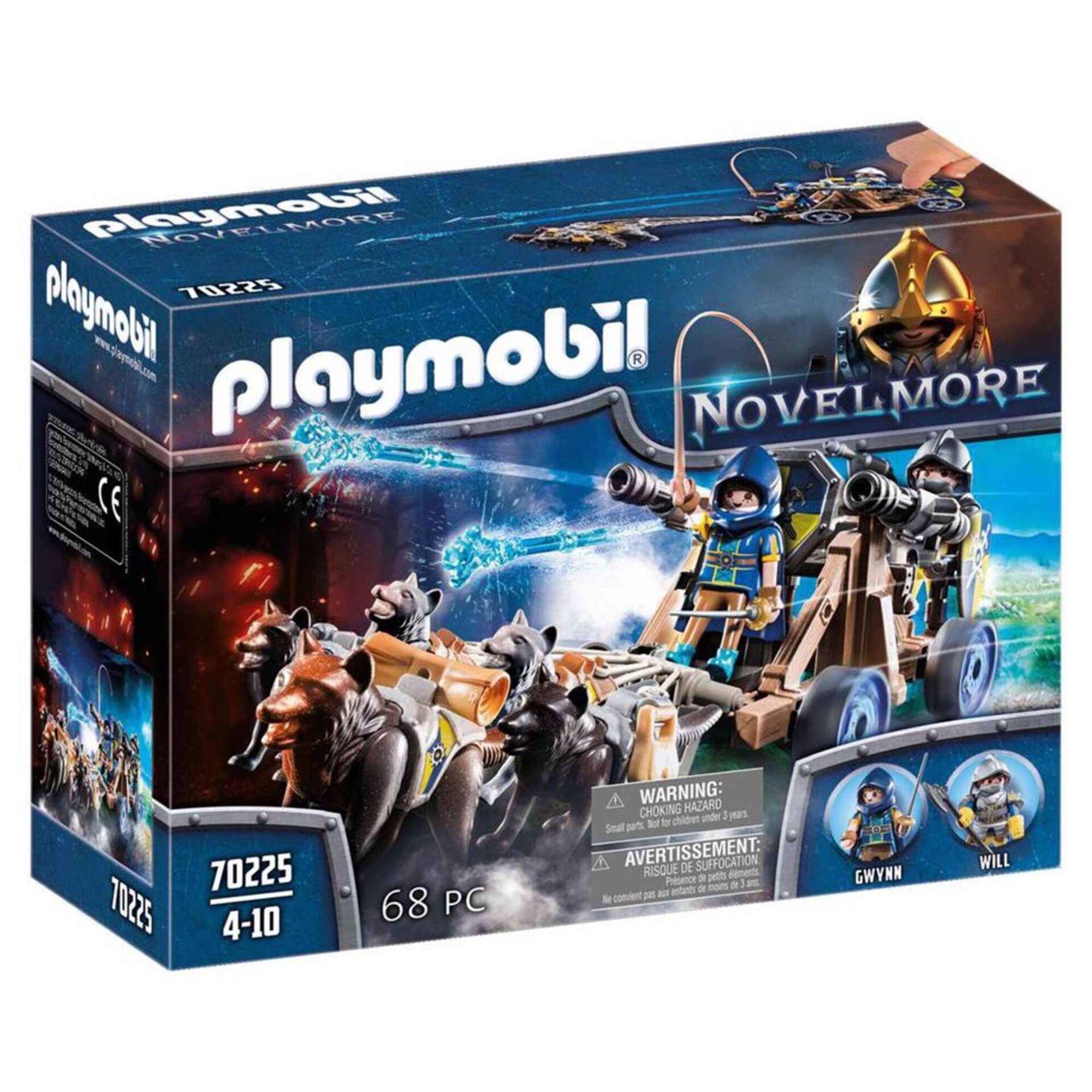 Equipa do Lobo de Novelmore - 70225