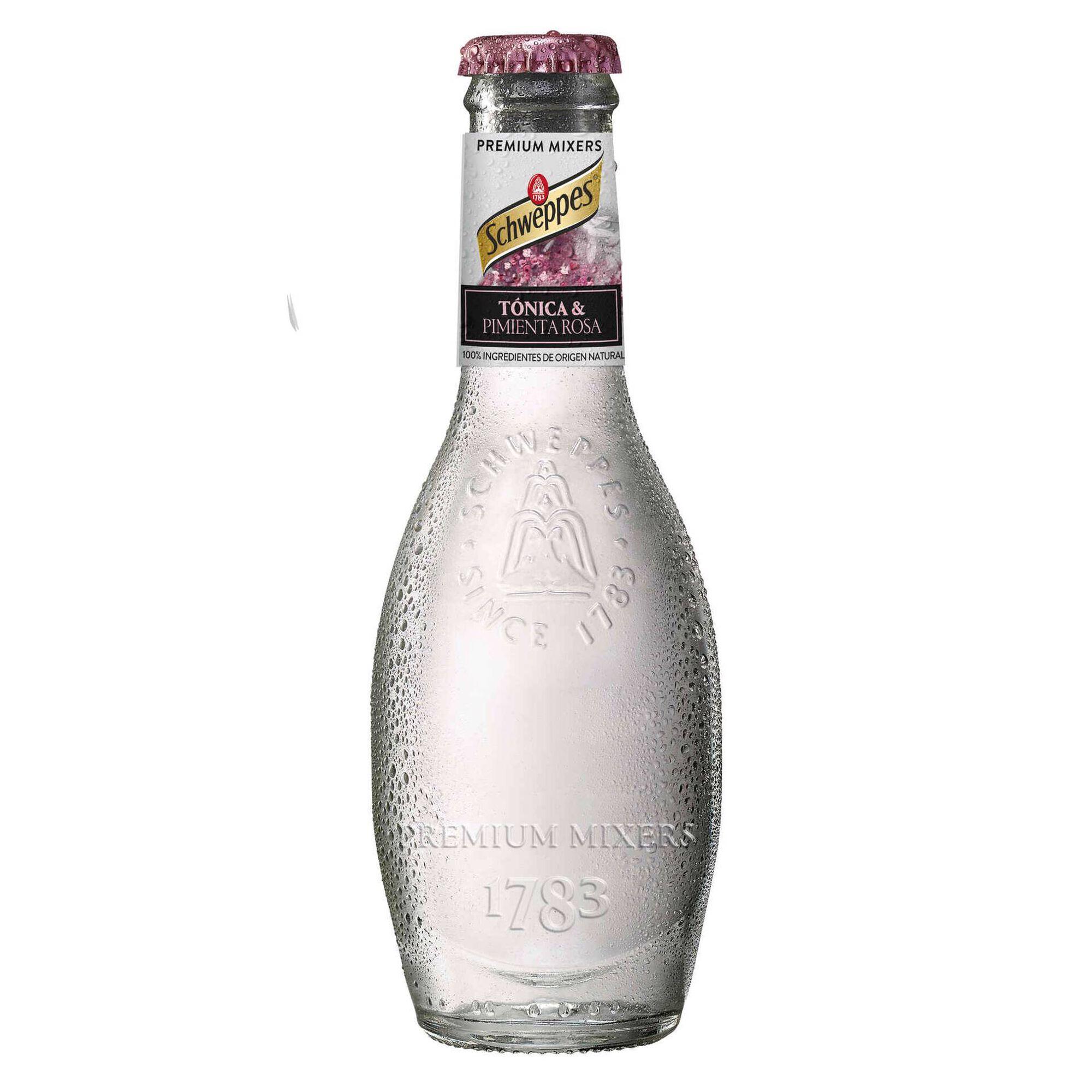 Água Tónica Premium Pimenta Rosa