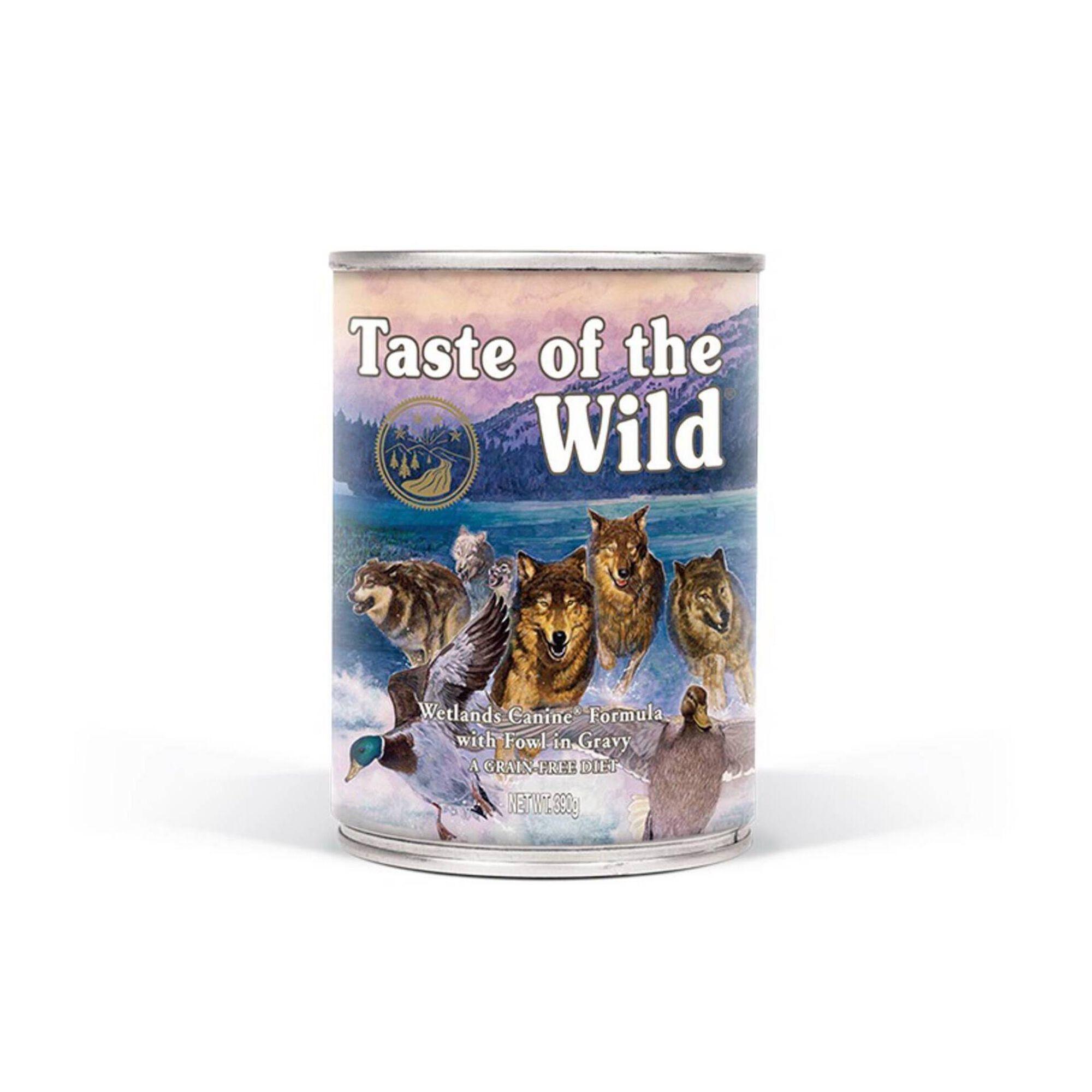 Comida Húmida para Cão Grain Free Pato Lata