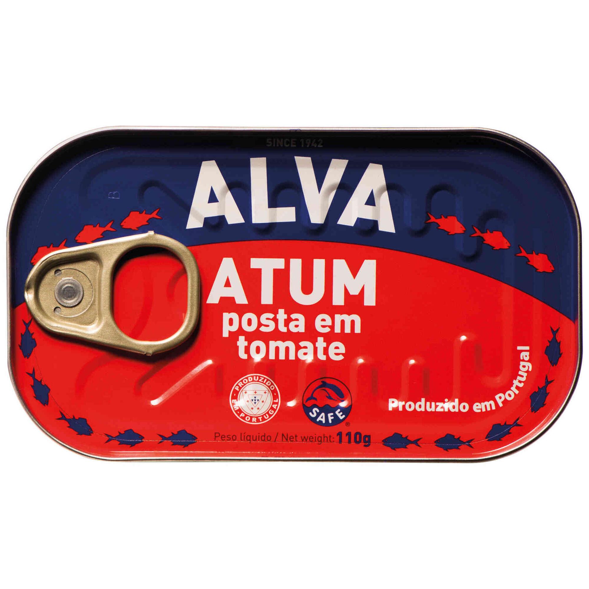 Atum Posta em Tomate