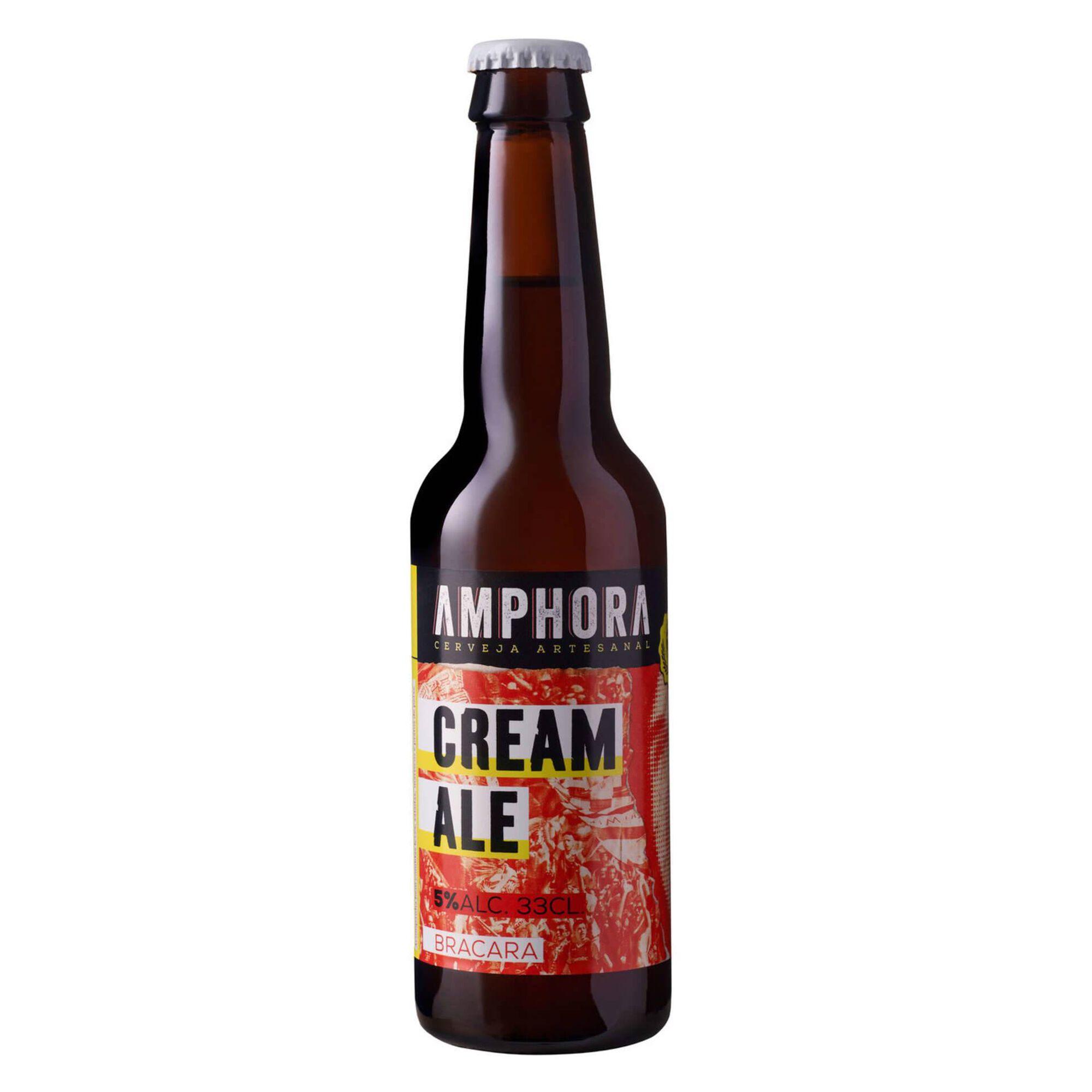 Cerveja com Álcool Bracara