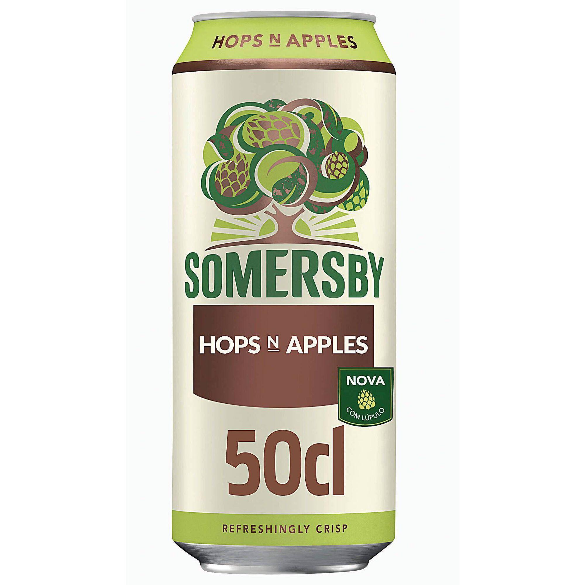 Sidra com Álcool Hops'N'Apples