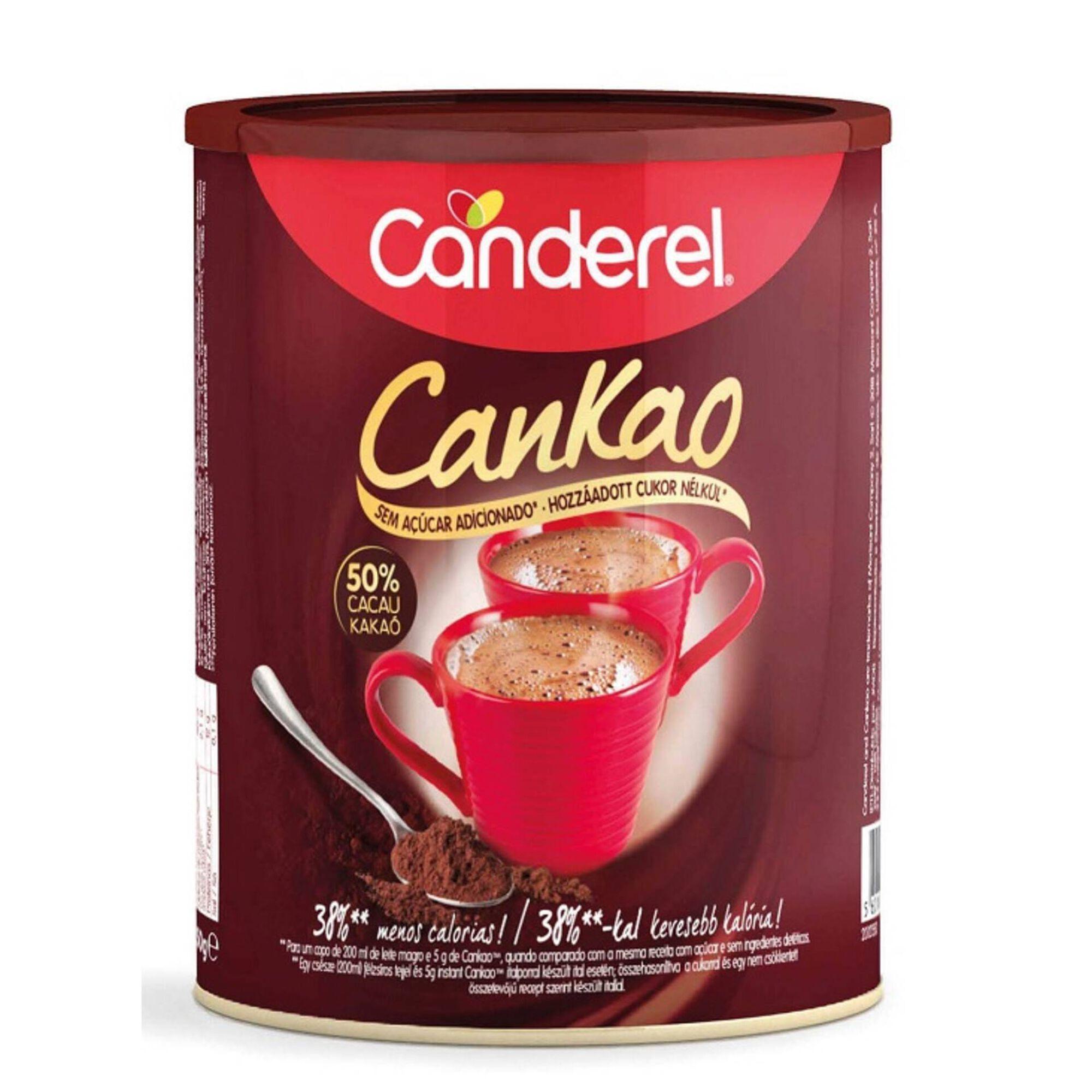 Achocolatado Solúvel Cankao
