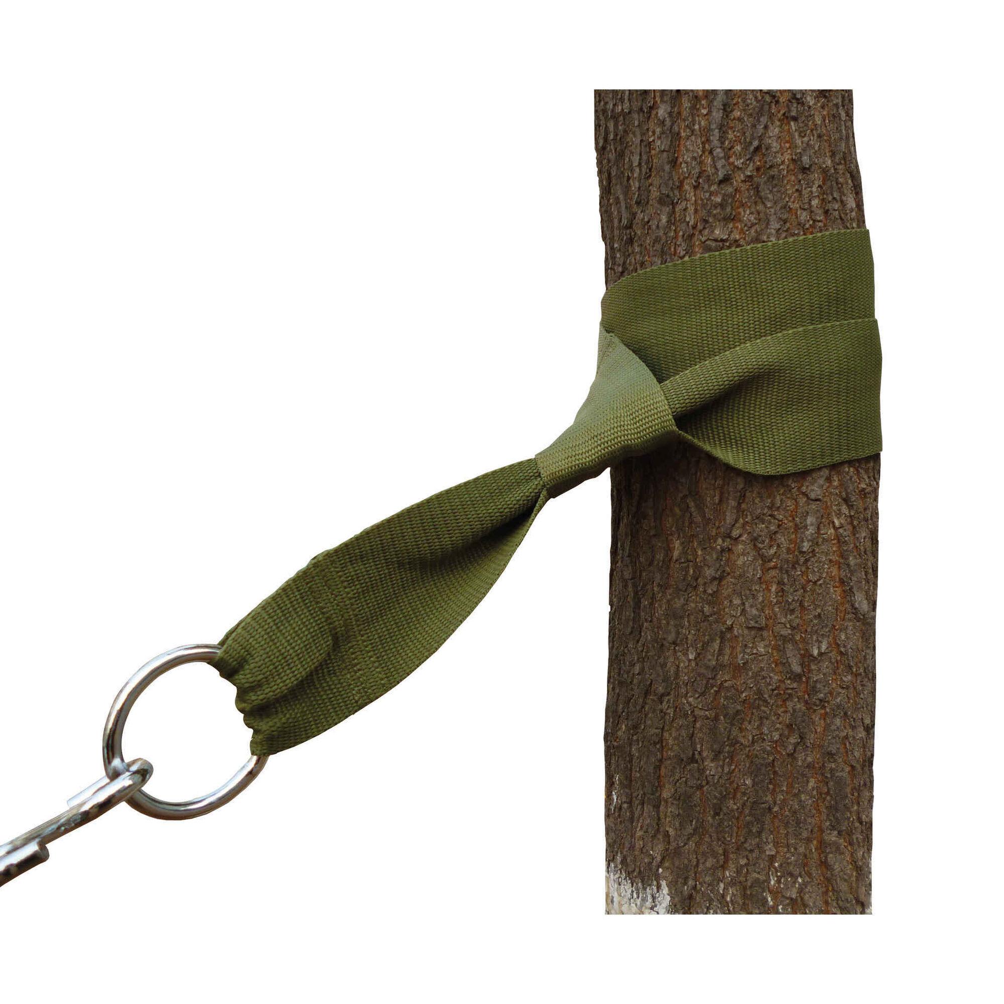 Acessório para Suporte na Árvore para Rede de Jardim 200kg