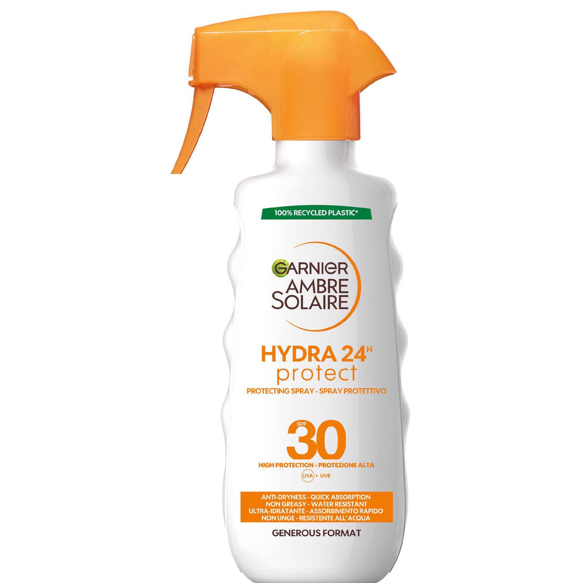 Protetor Solar Spray Ambre Solaire FPS30