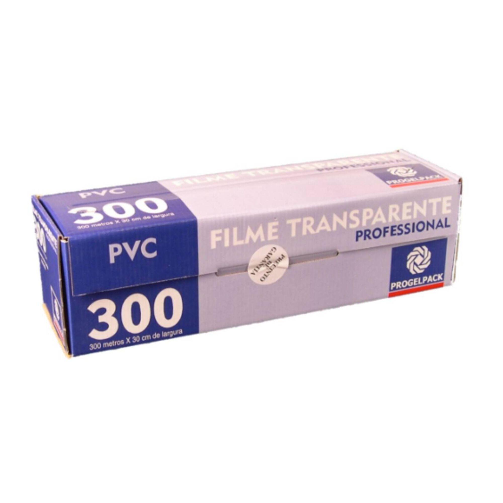 Rolo de Filme PVC Transparente