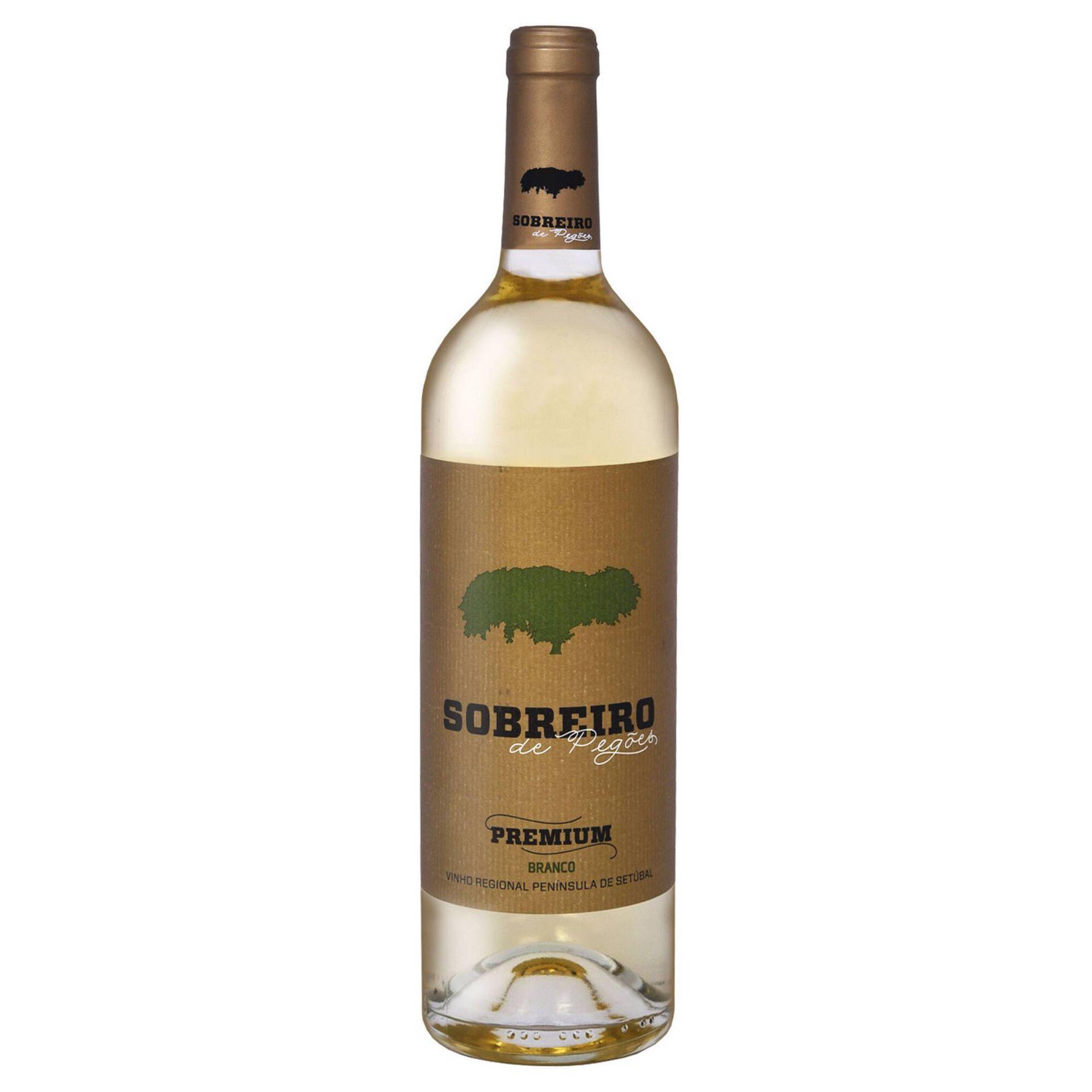Sobreiro de Pegões Premium Regional Península de Setúbal Vinho Branco