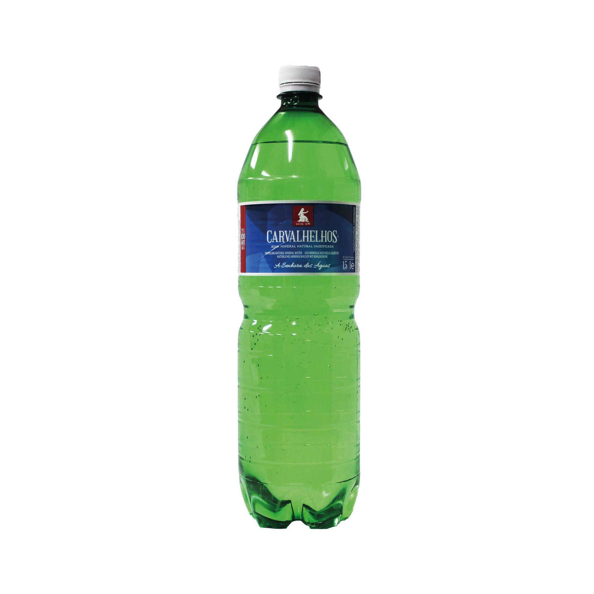 Água com Gás Mineral Natural