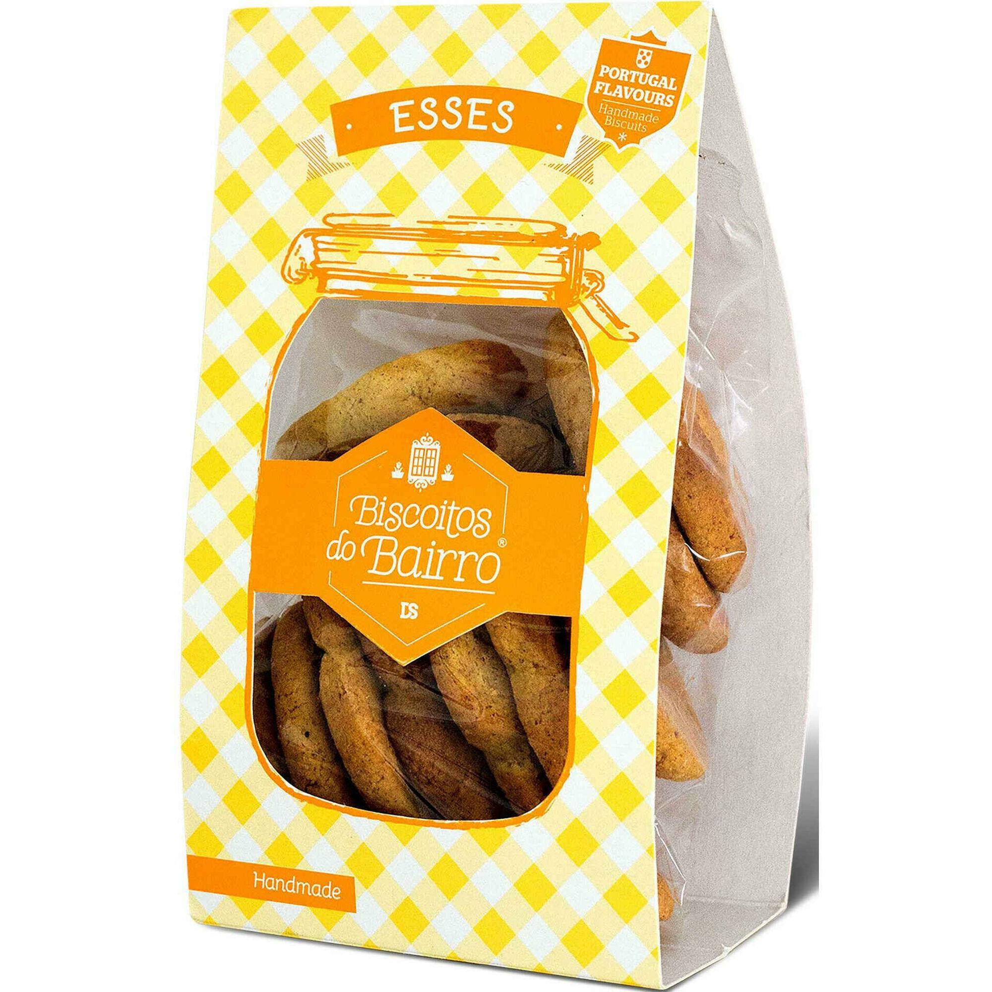 Biscoitos Esses