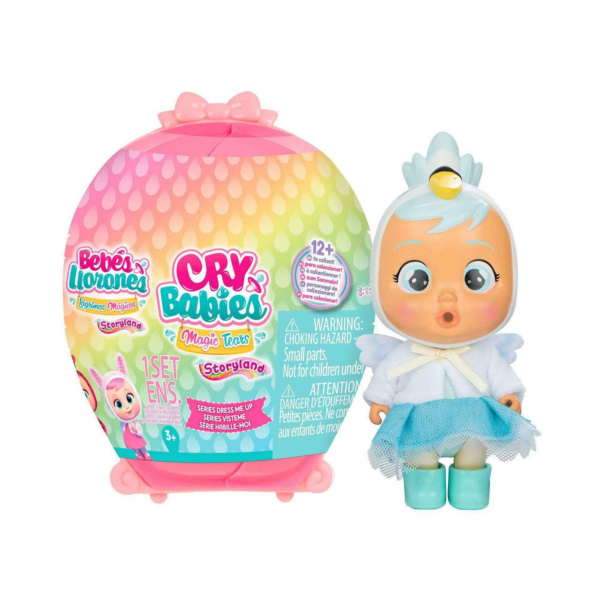 Boneca Cry Babies - Dress me Up