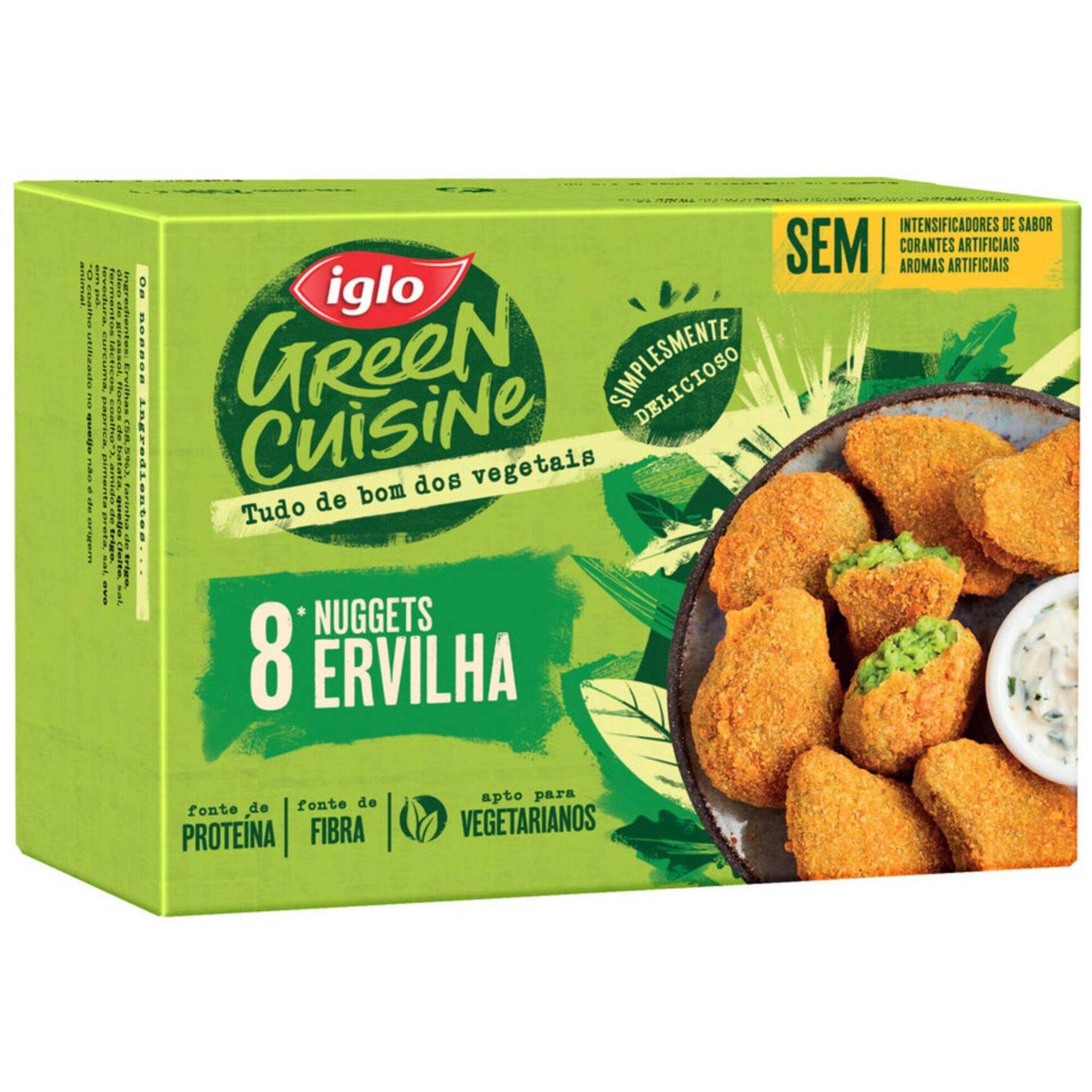 Nuggets de Ervilha