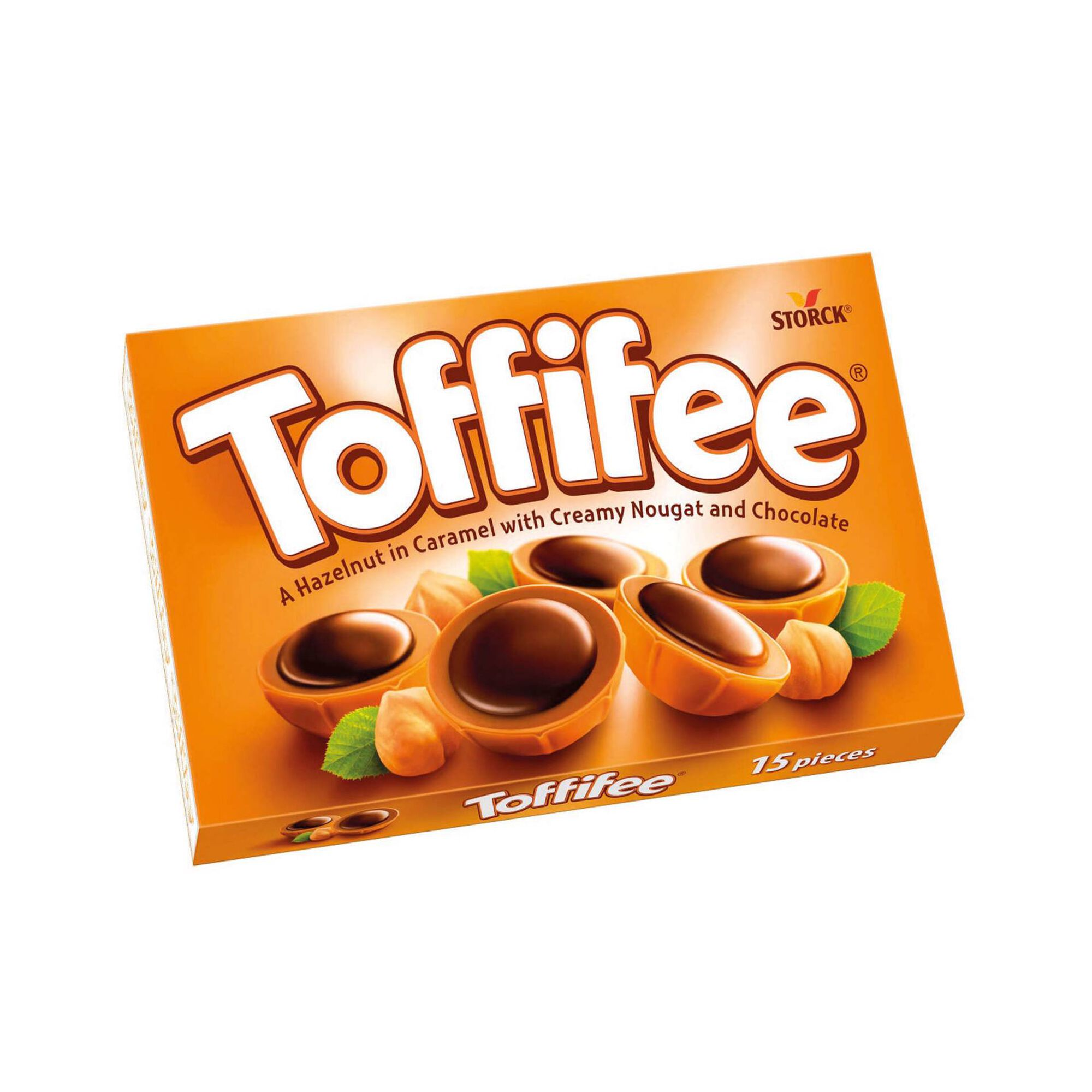 Bombons de Chocolate de Caramelo com Chocolate e Avelã