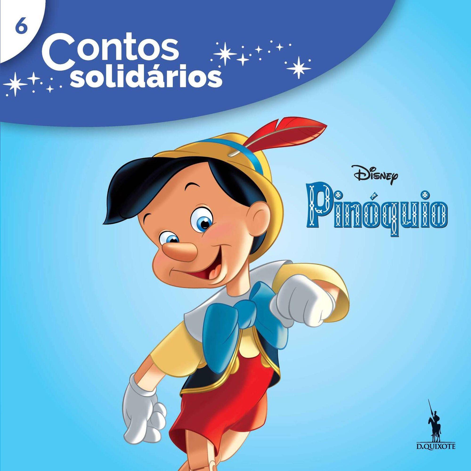Contos Solidários 6 - Pinóquio