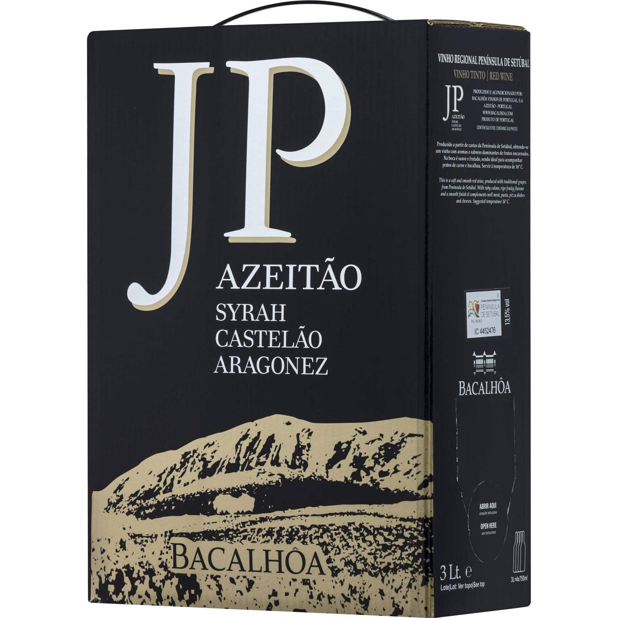 JP Regional Península de Setúbal Vinho Tinto