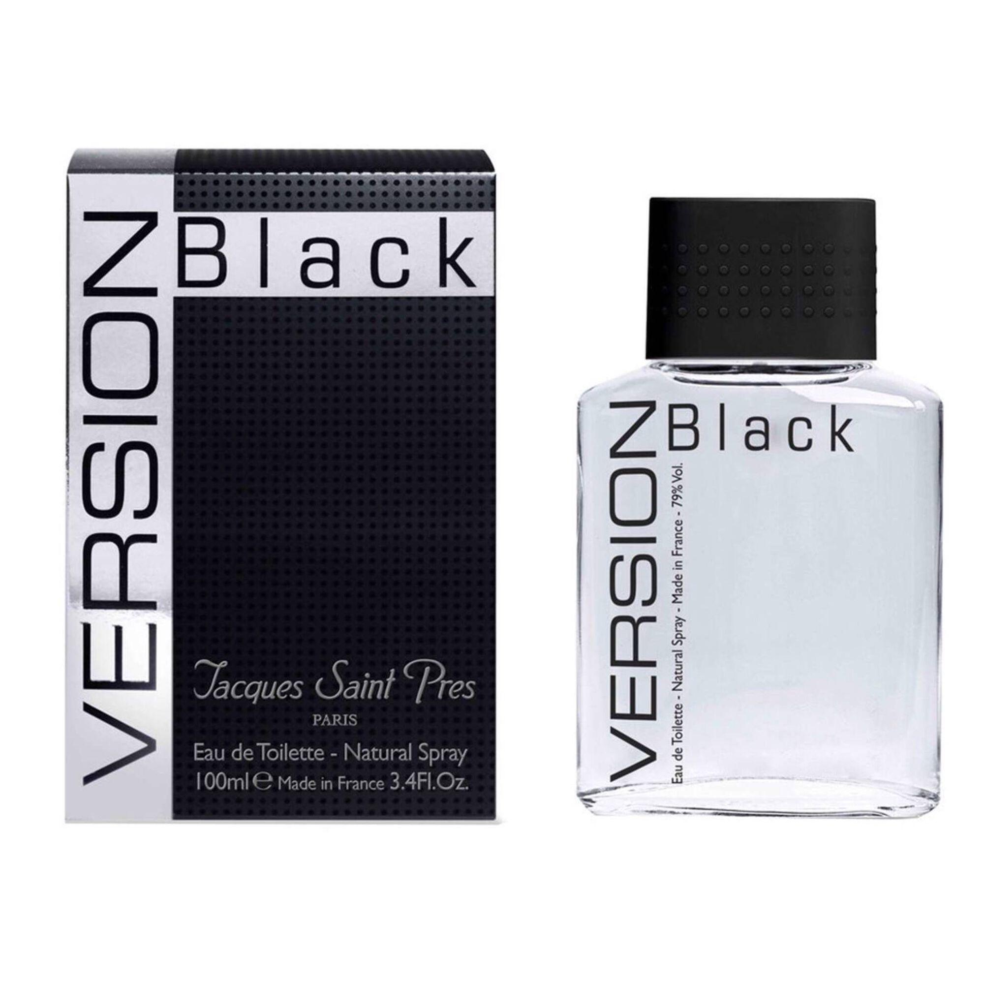 Eau de Toilette Homem Version Black