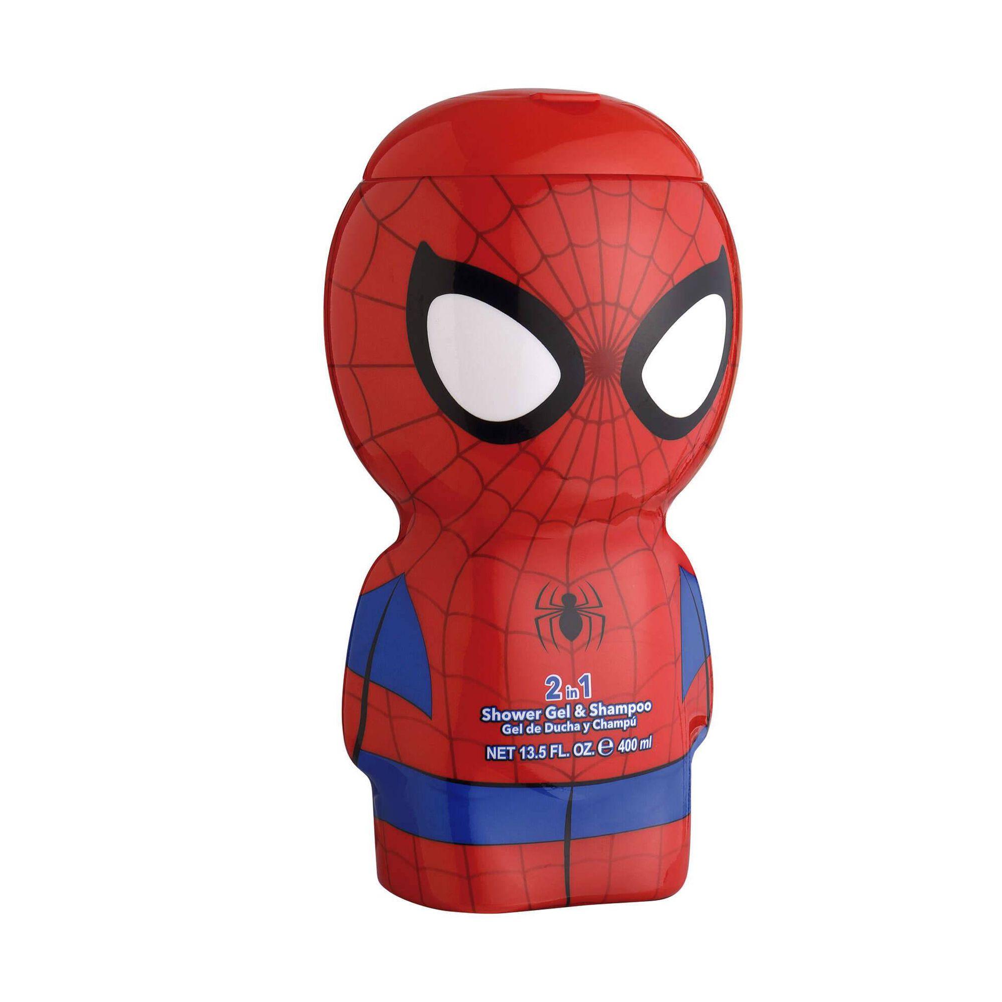 Champô e Gel de Banho Spiderman