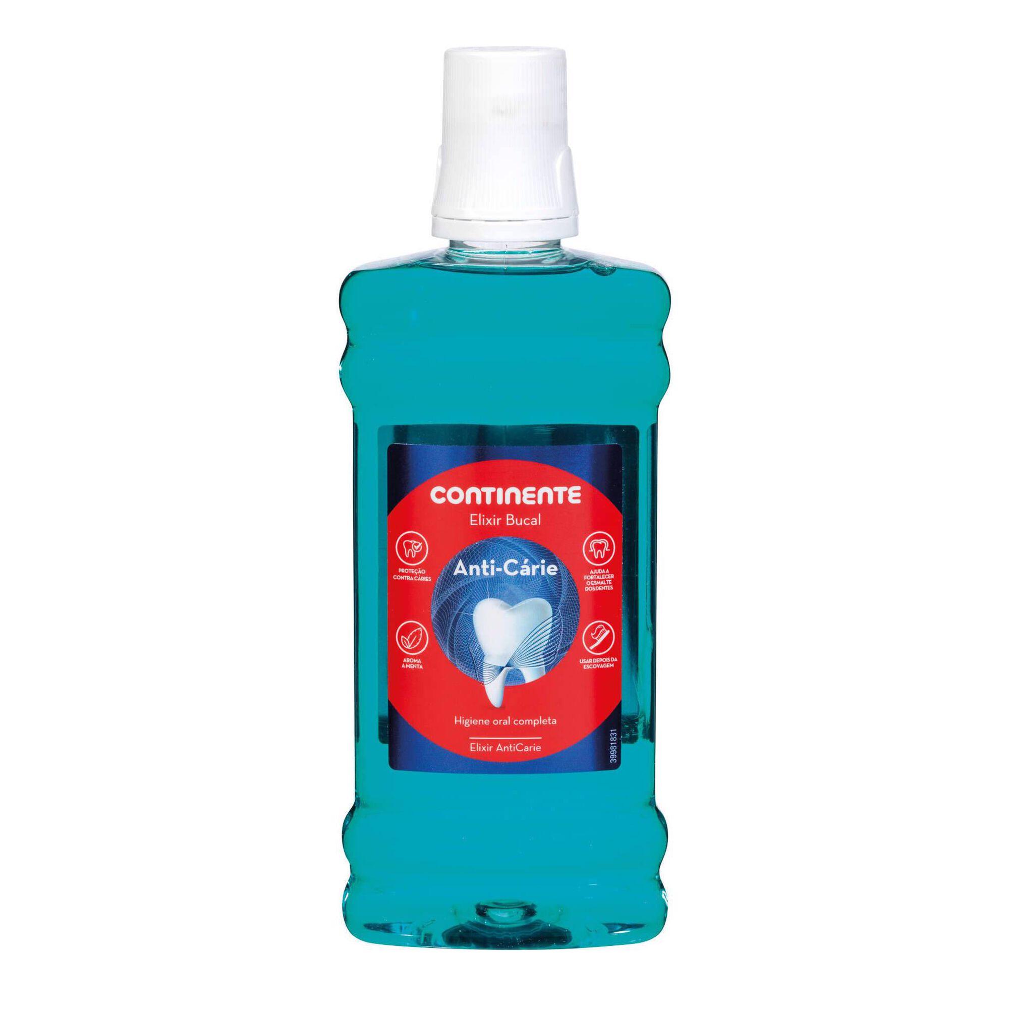 Elixir Bucal Anti-Cáries