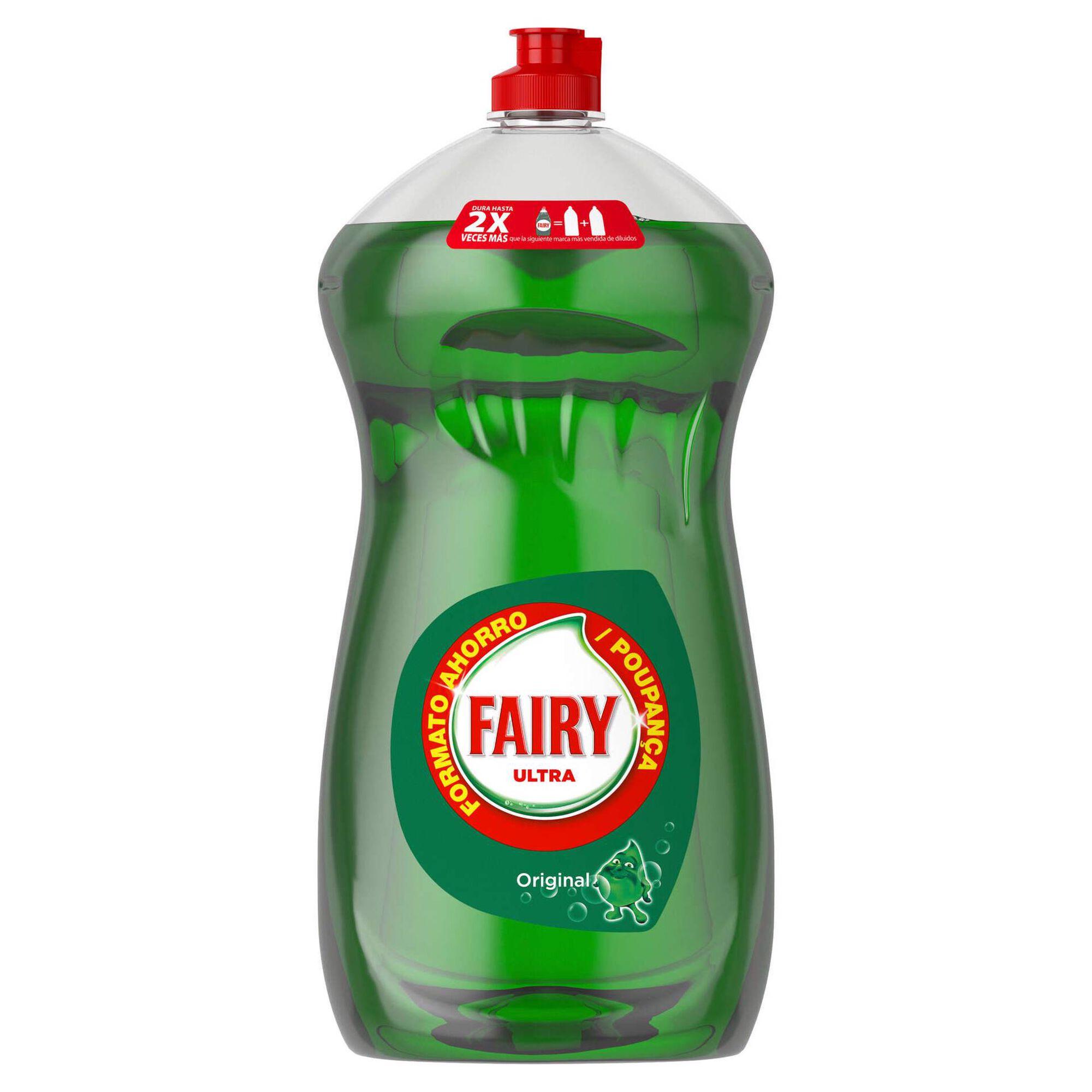 Detergente Manual Loiça Ultra Original