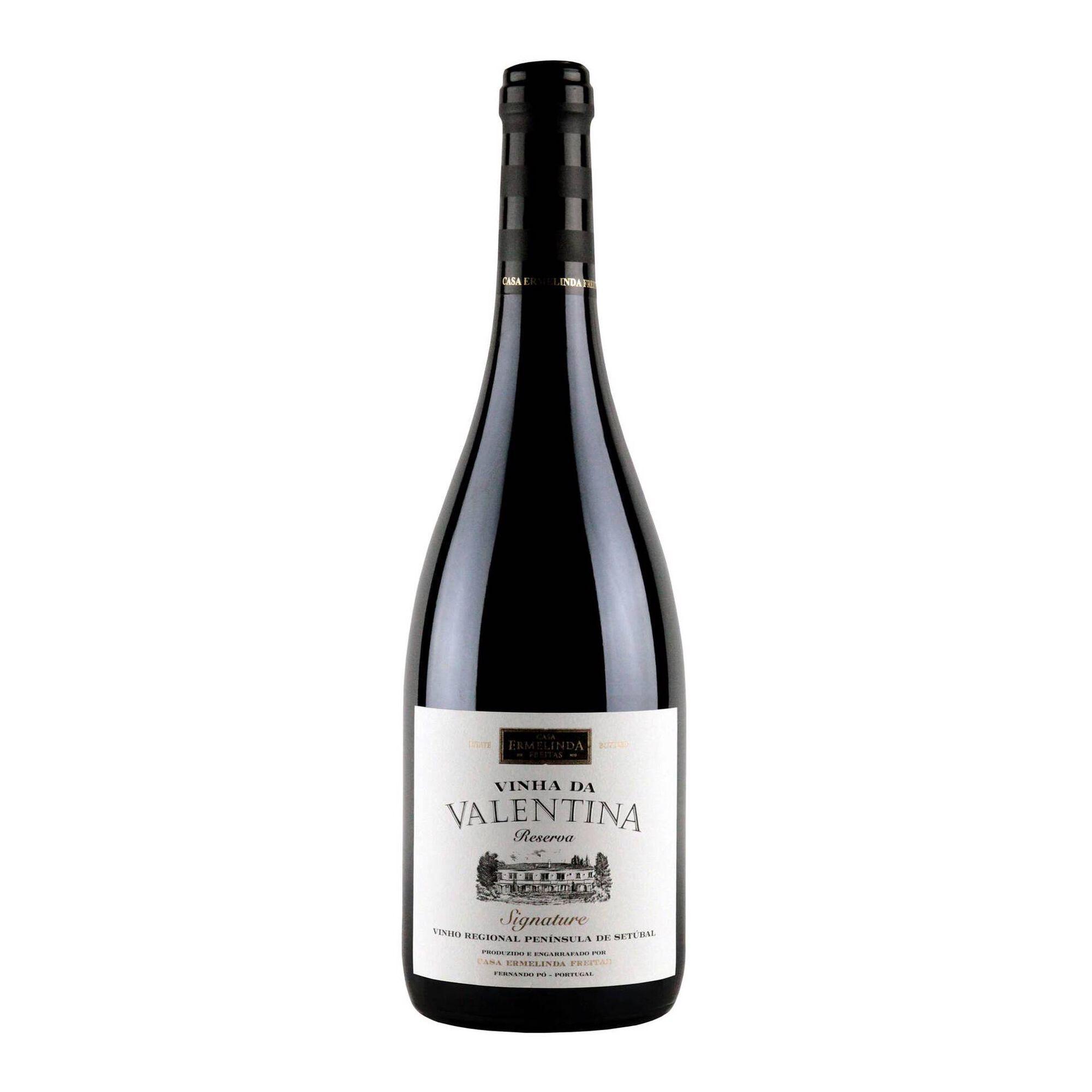 Vinha da Valentina Reserva Signature Regional Península de Setúbal Vinho Tinto
