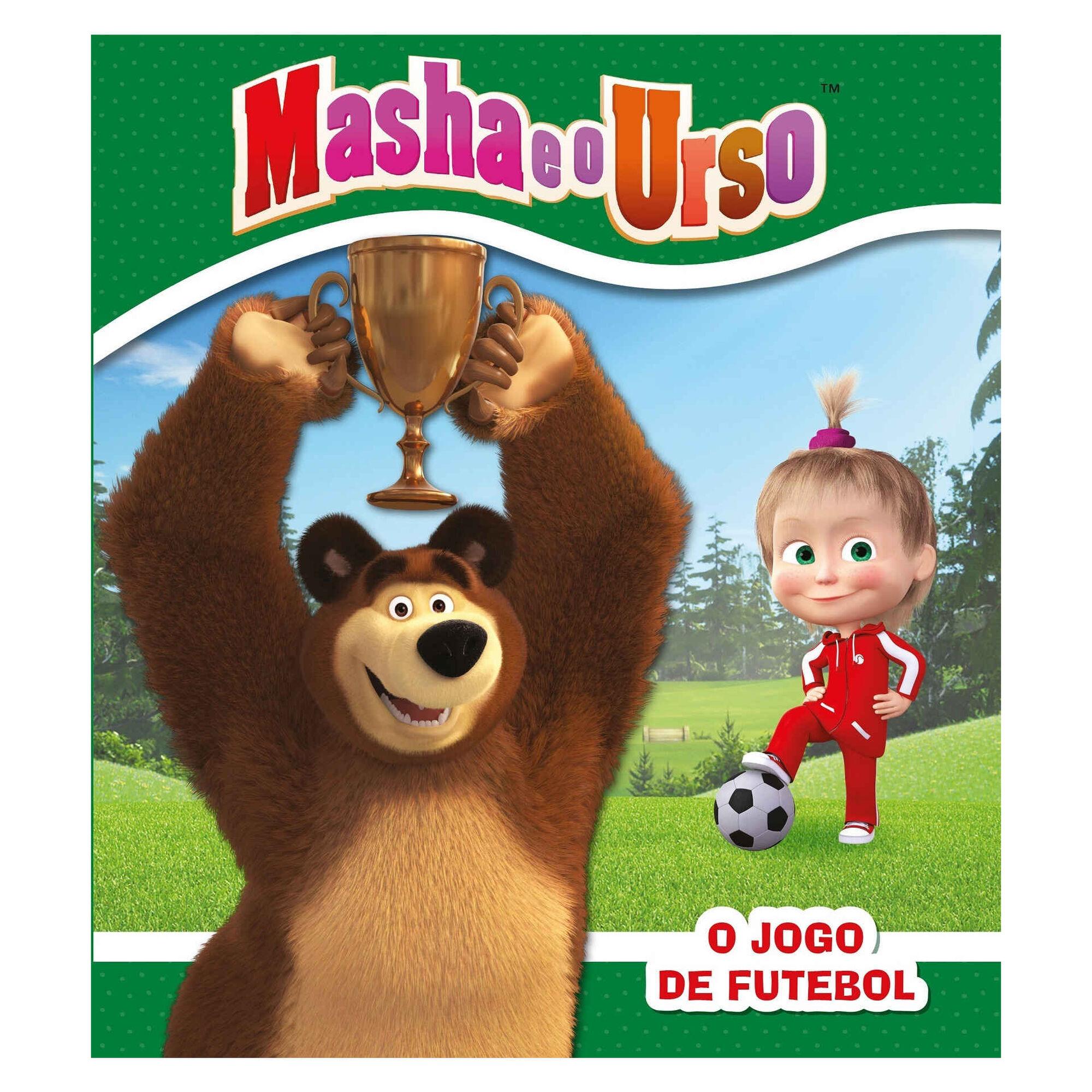 Masha e o Urso - O Jogo de Futebol