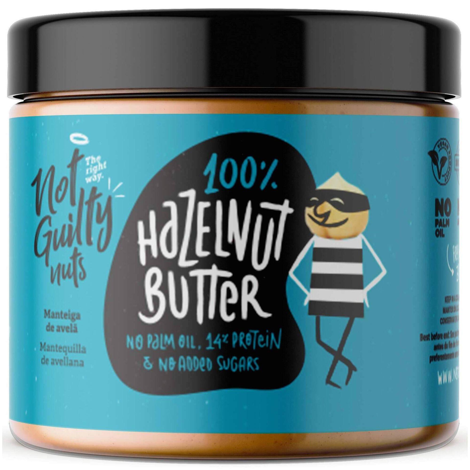 Manteiga de Avelã 100%