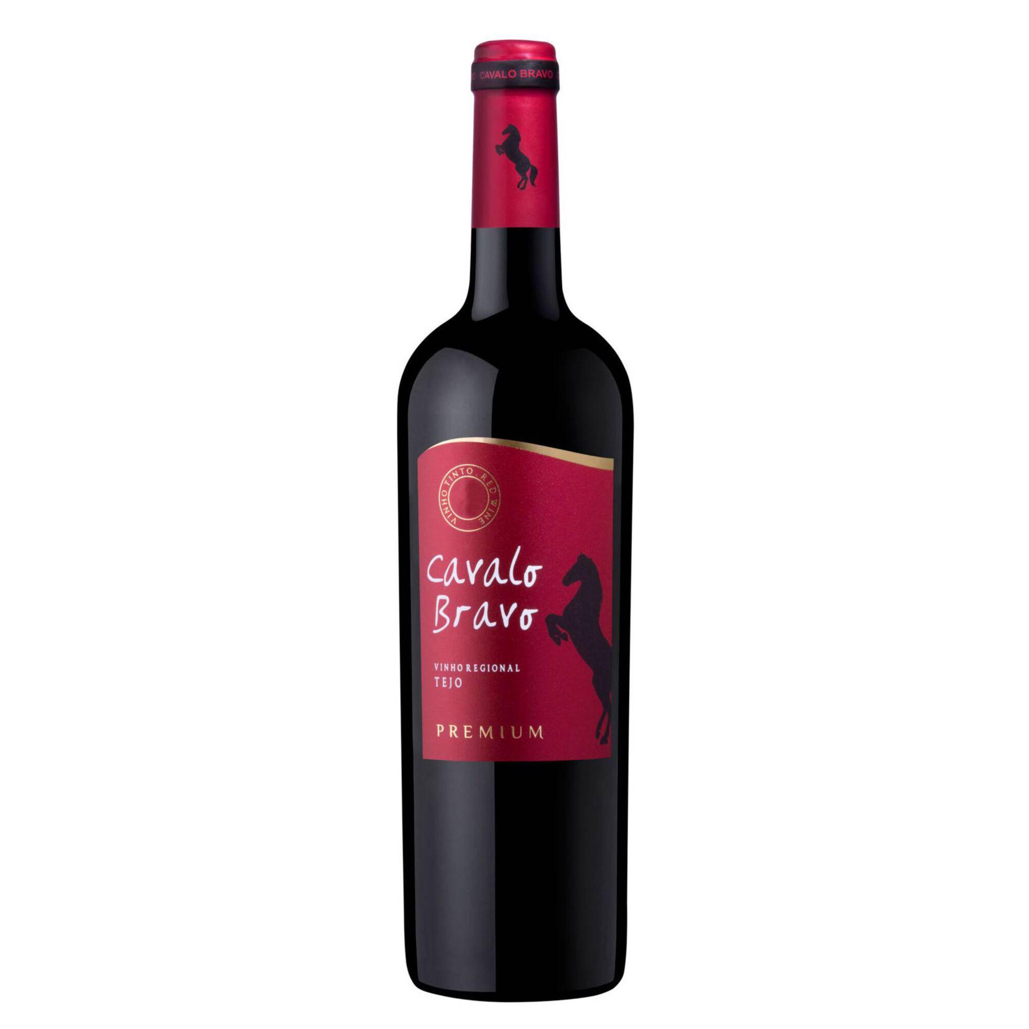 Cavalo Bravo Premium Tejo Vinho Tinto
