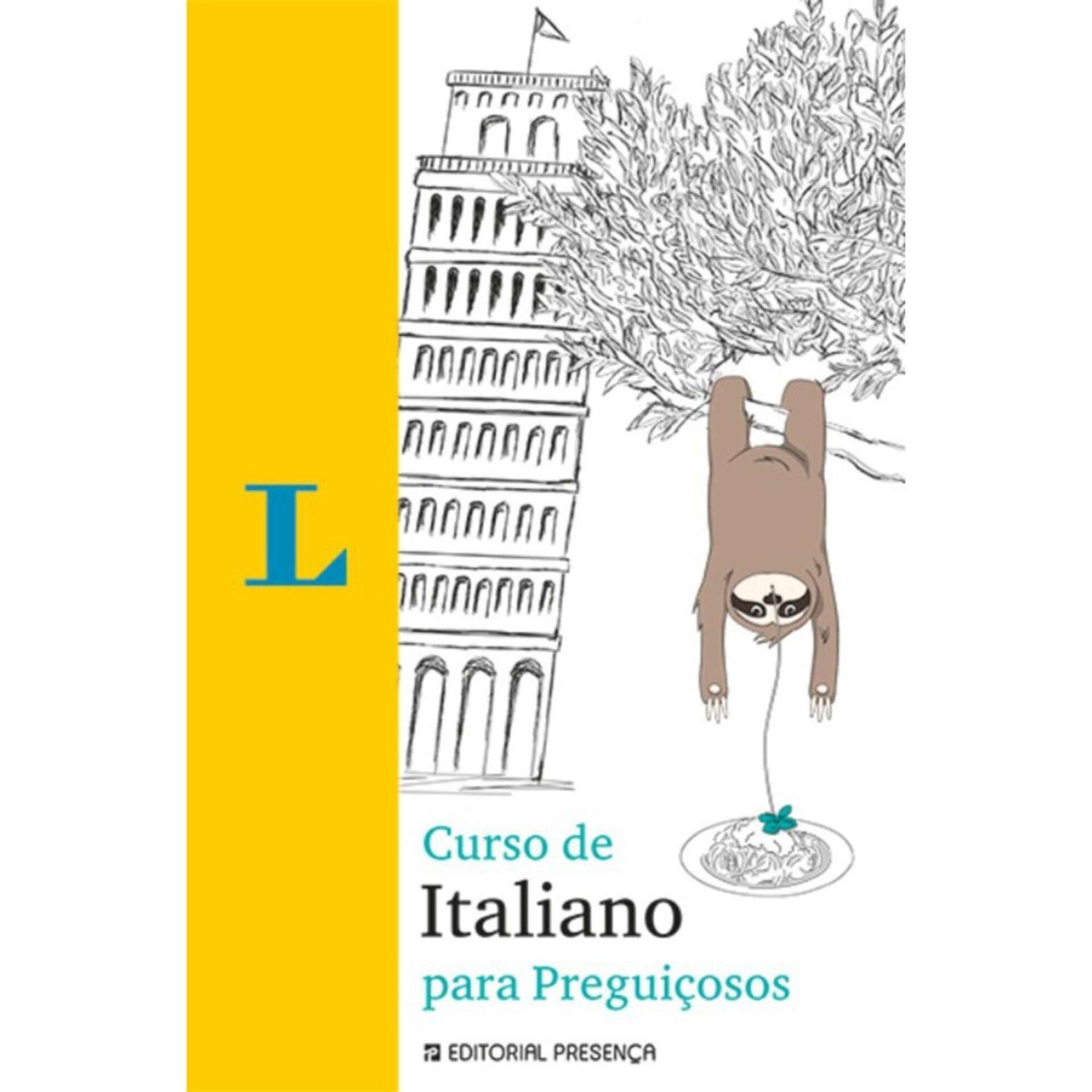 Curso de Italiano para Preguiçosos, , hi-res
