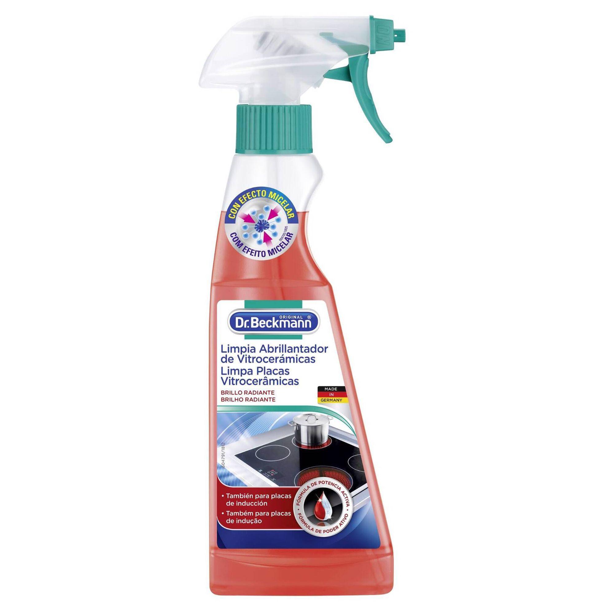 Desengordurante Spray Placa Vitrocerâmica