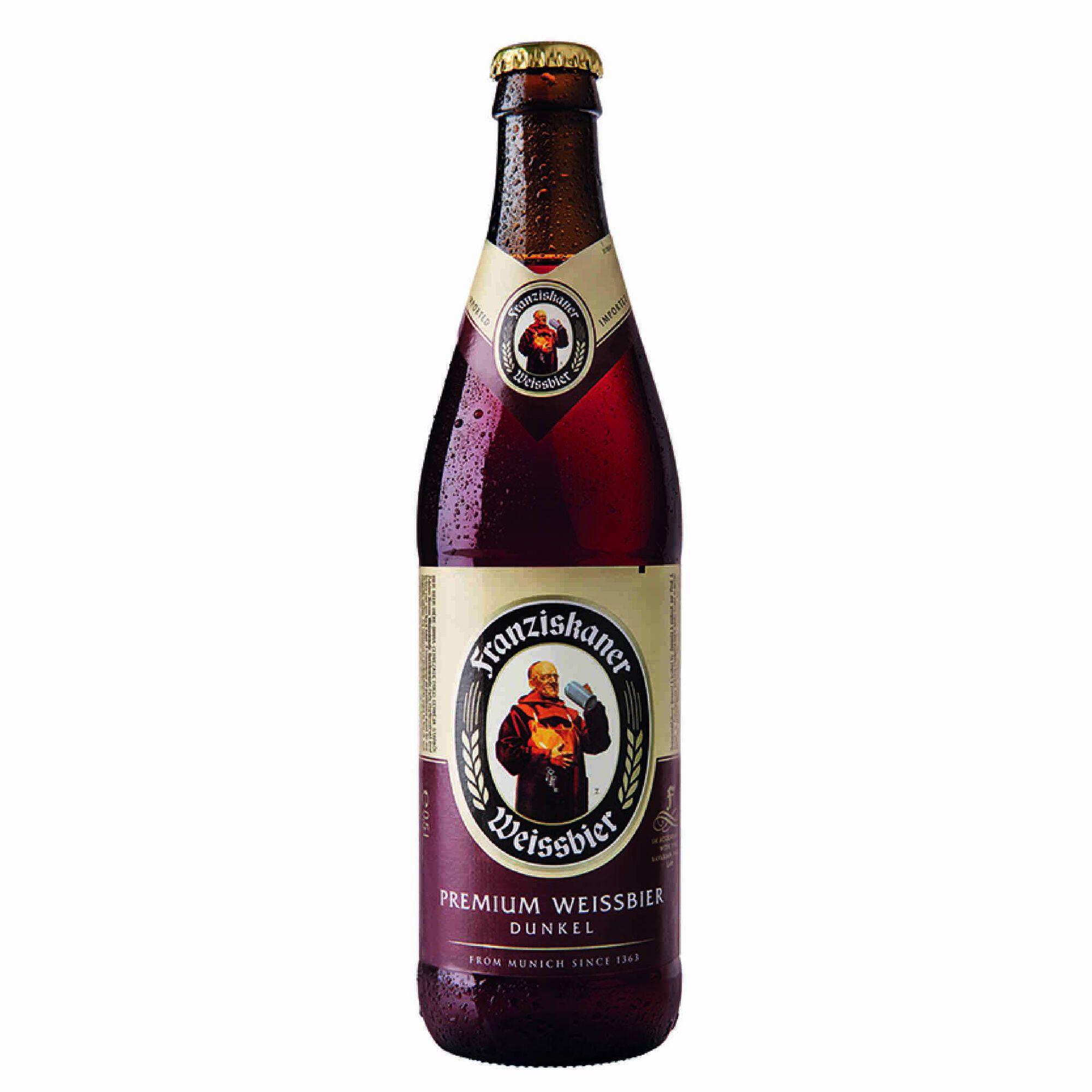 Cerveja com Álcool Artesanal Dunkel Garrafa