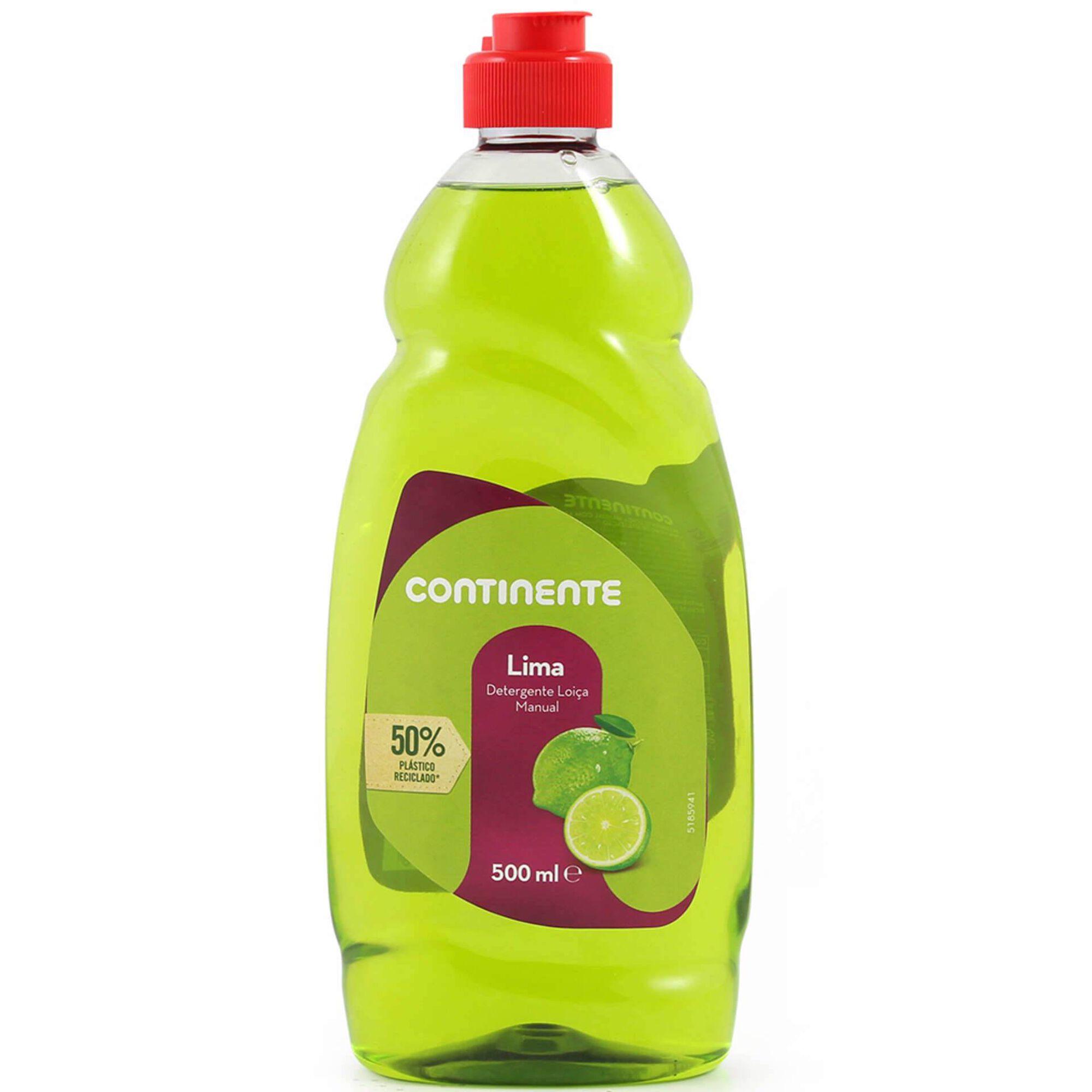 Detergente Manual Loiça Concentrado Lima
