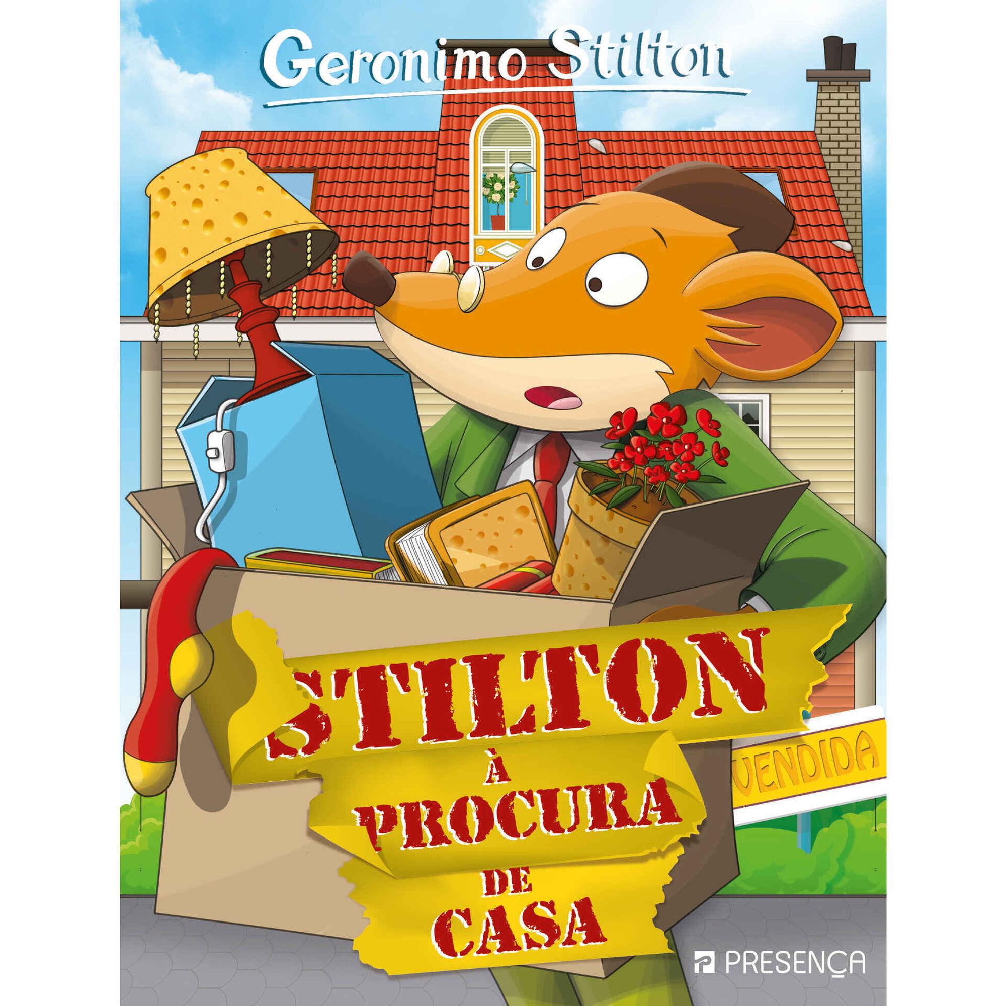 Stilton à Procura de Casa