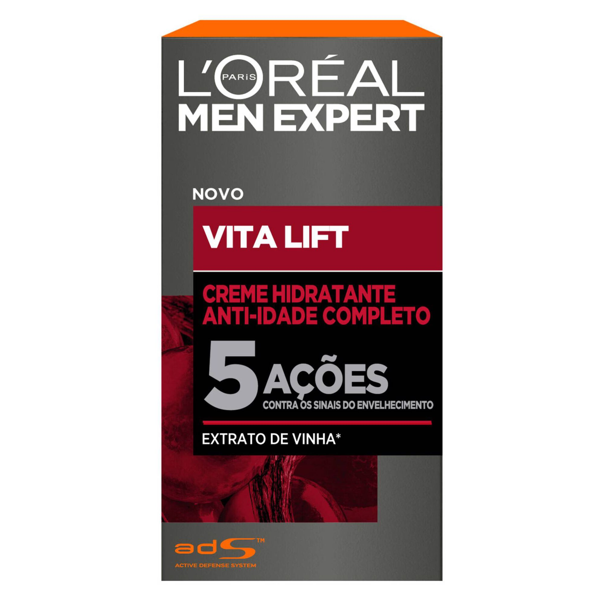Creme de Rosto Men Expert Vita Lift 5