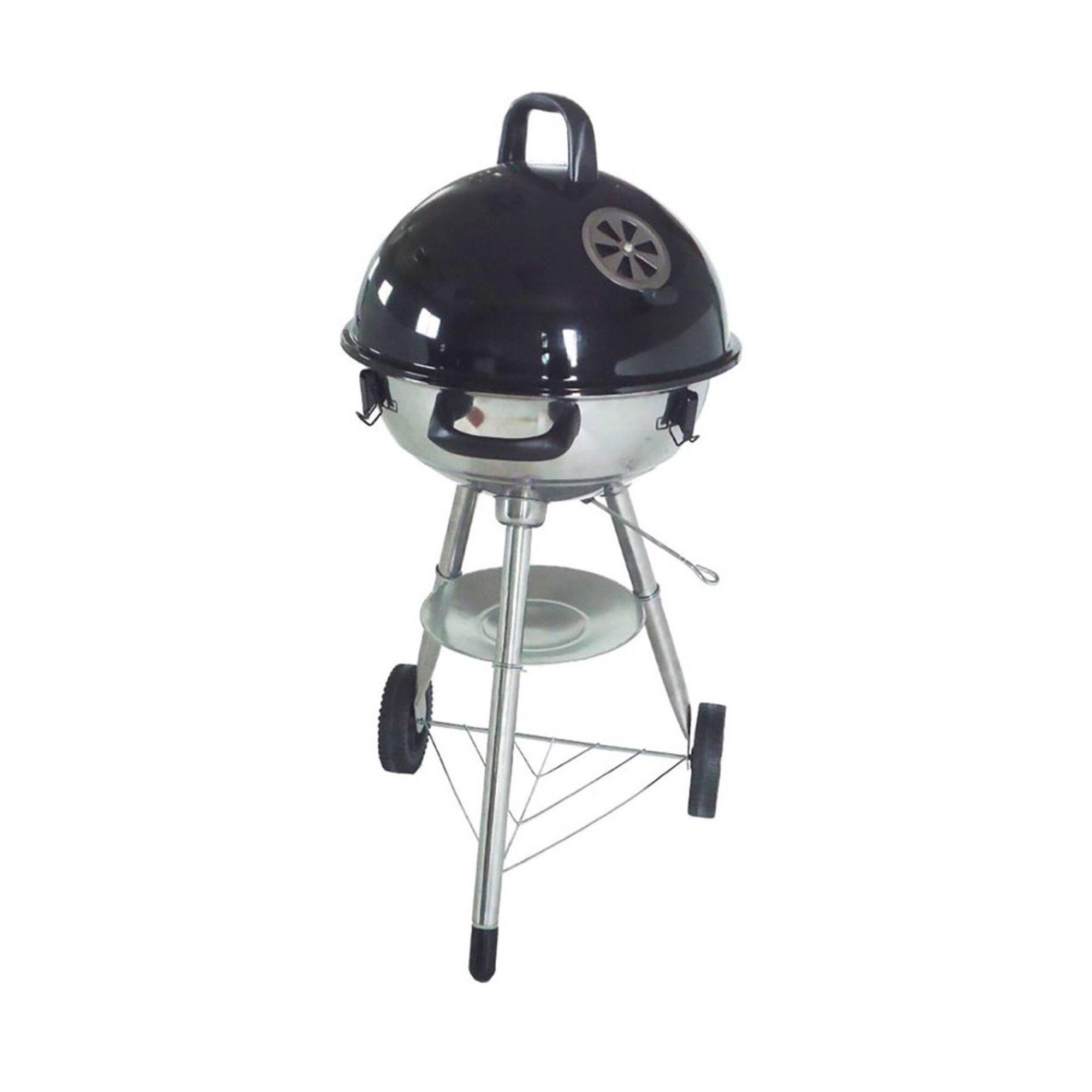 Barbecue Carvão Redondo 46cm