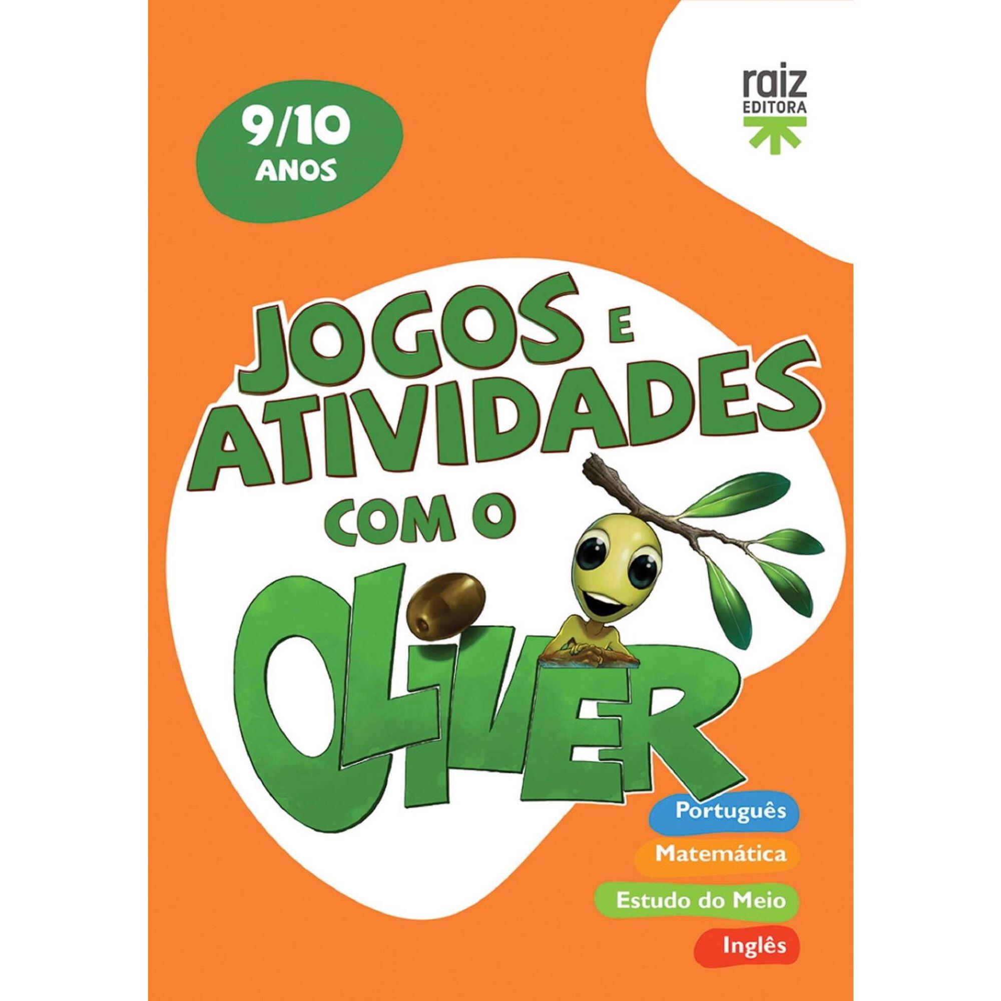 Jogos e Atividades com o Oliver - 9-10 Anos