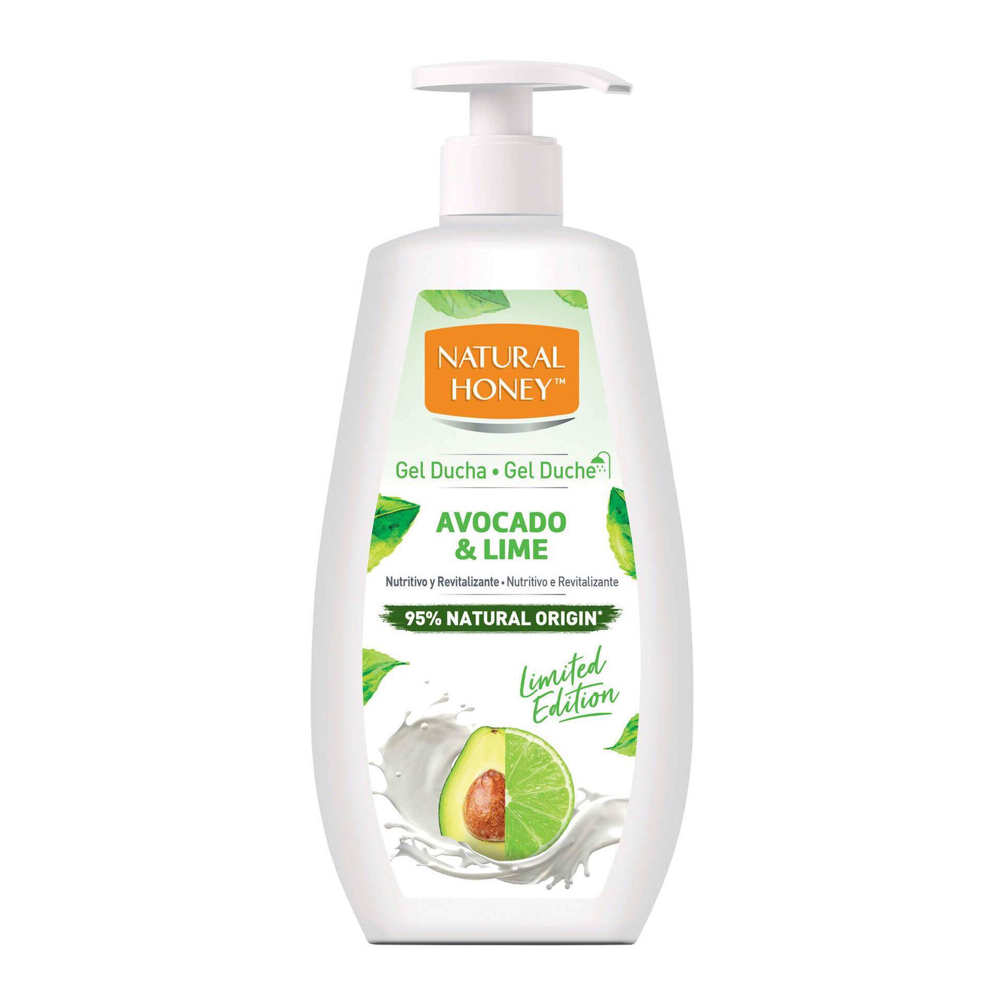 Gel de Banho Abacate