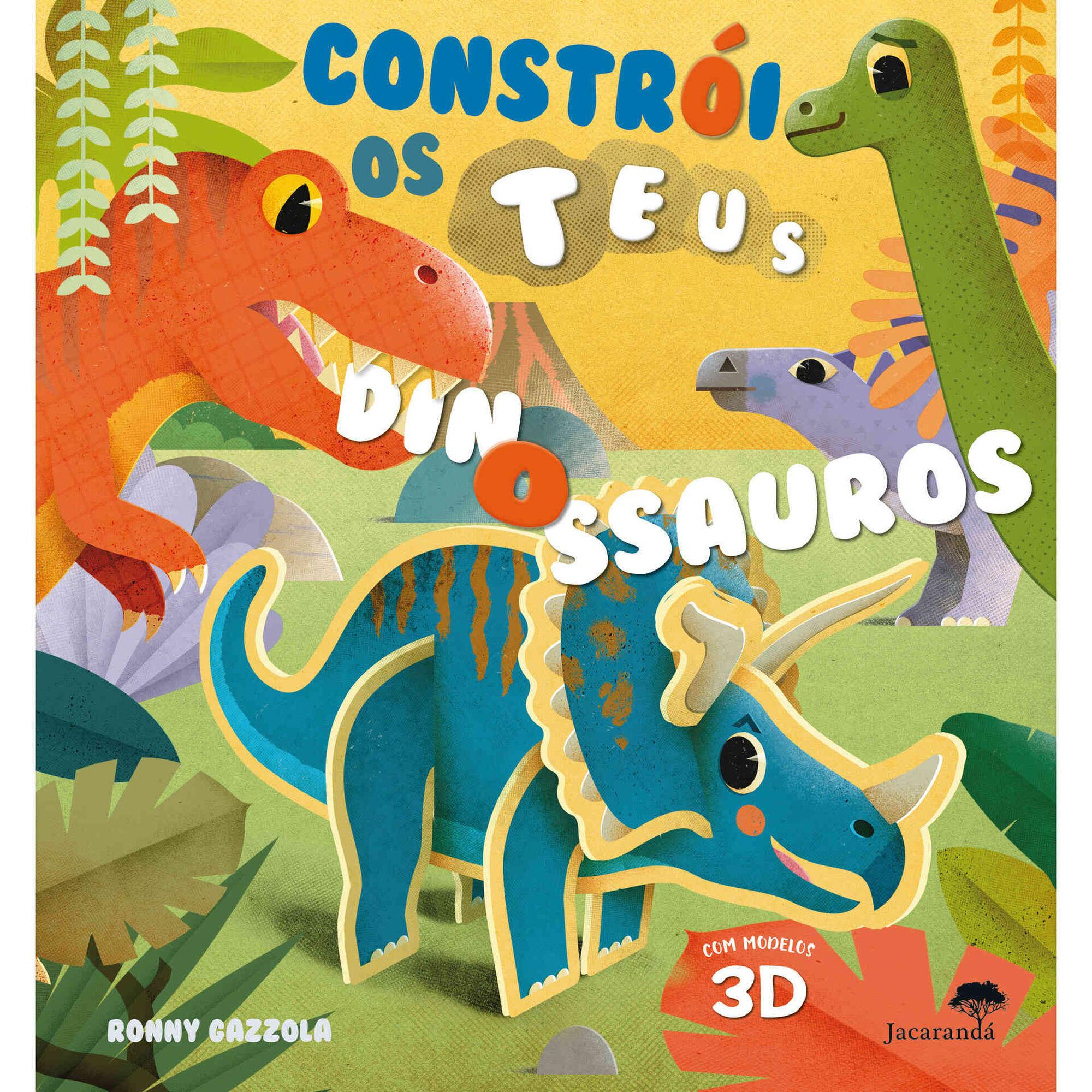Constrói os Teus Dinossauros