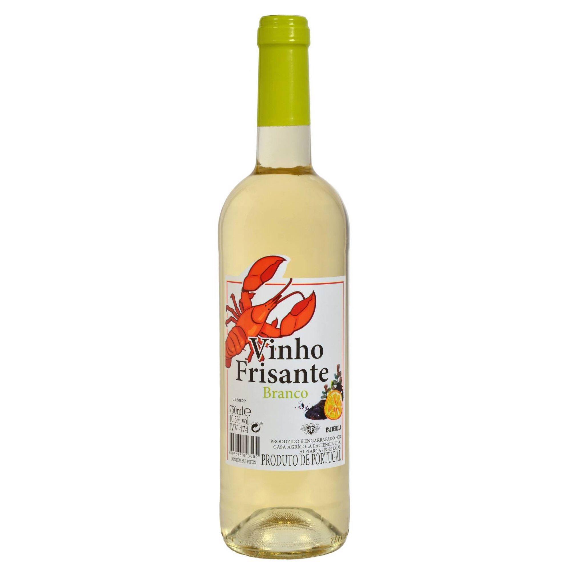 Paciência Vinho Frisante Branco