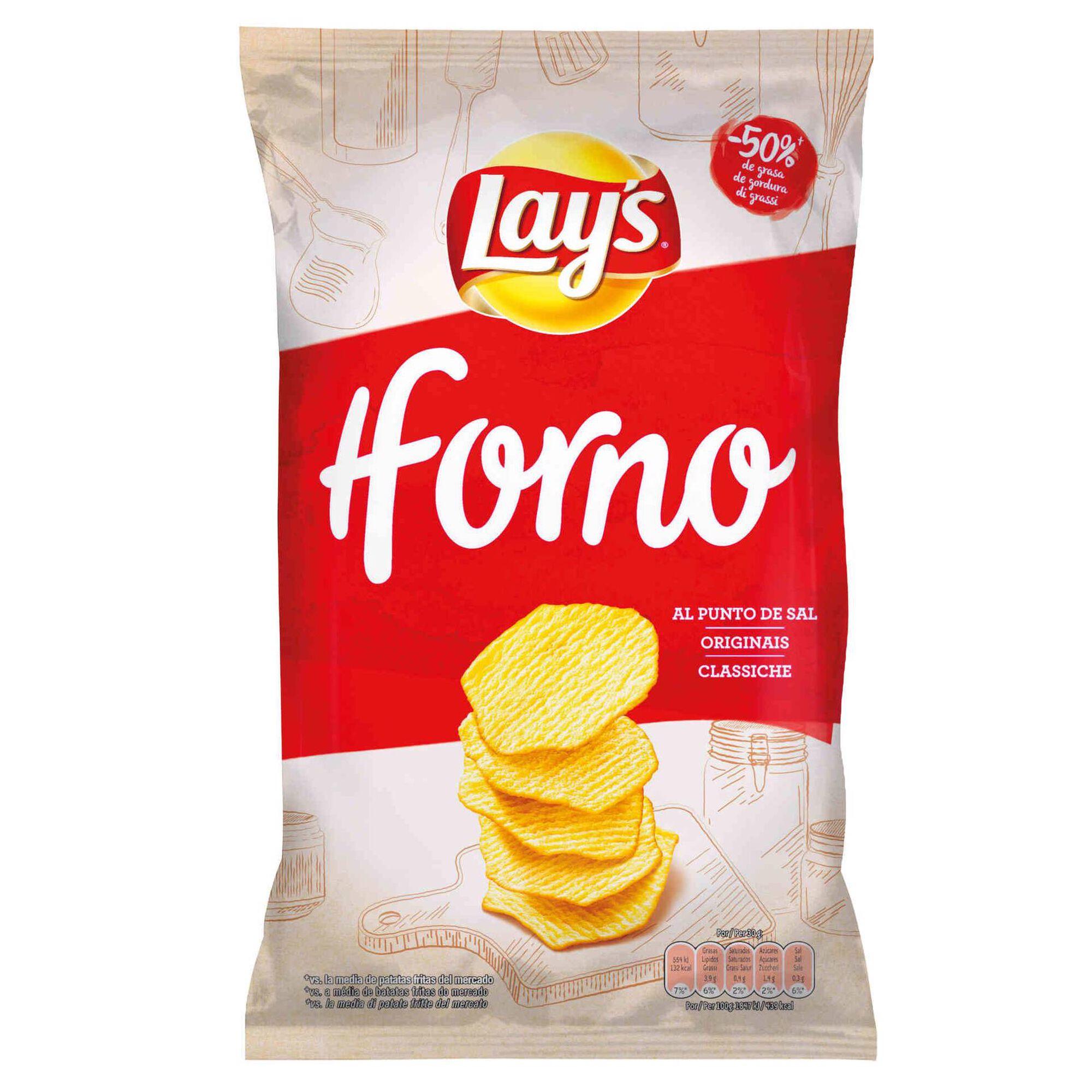 Batata Frita Forno Ondulada Original