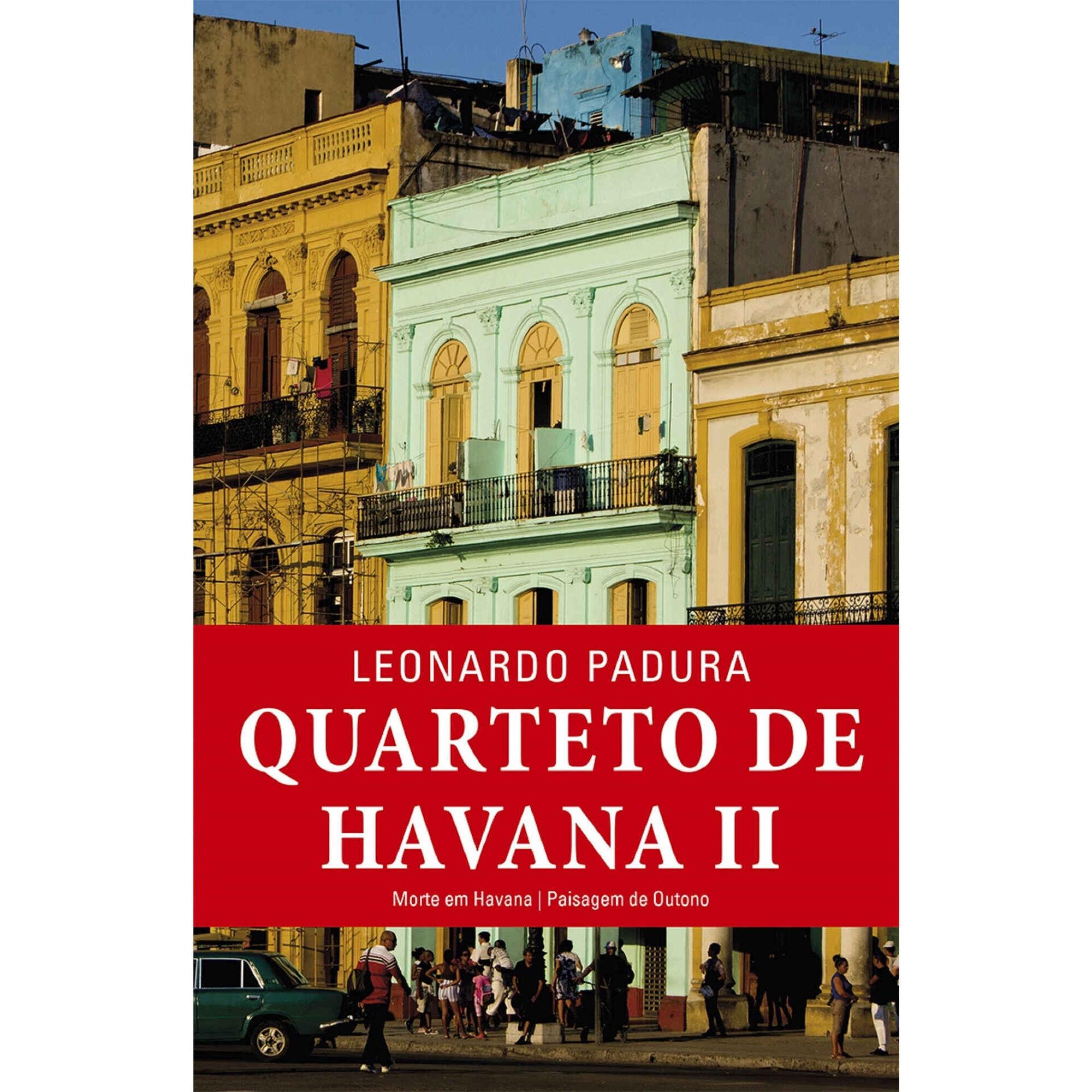 Quarteto de Havana (volume 2)